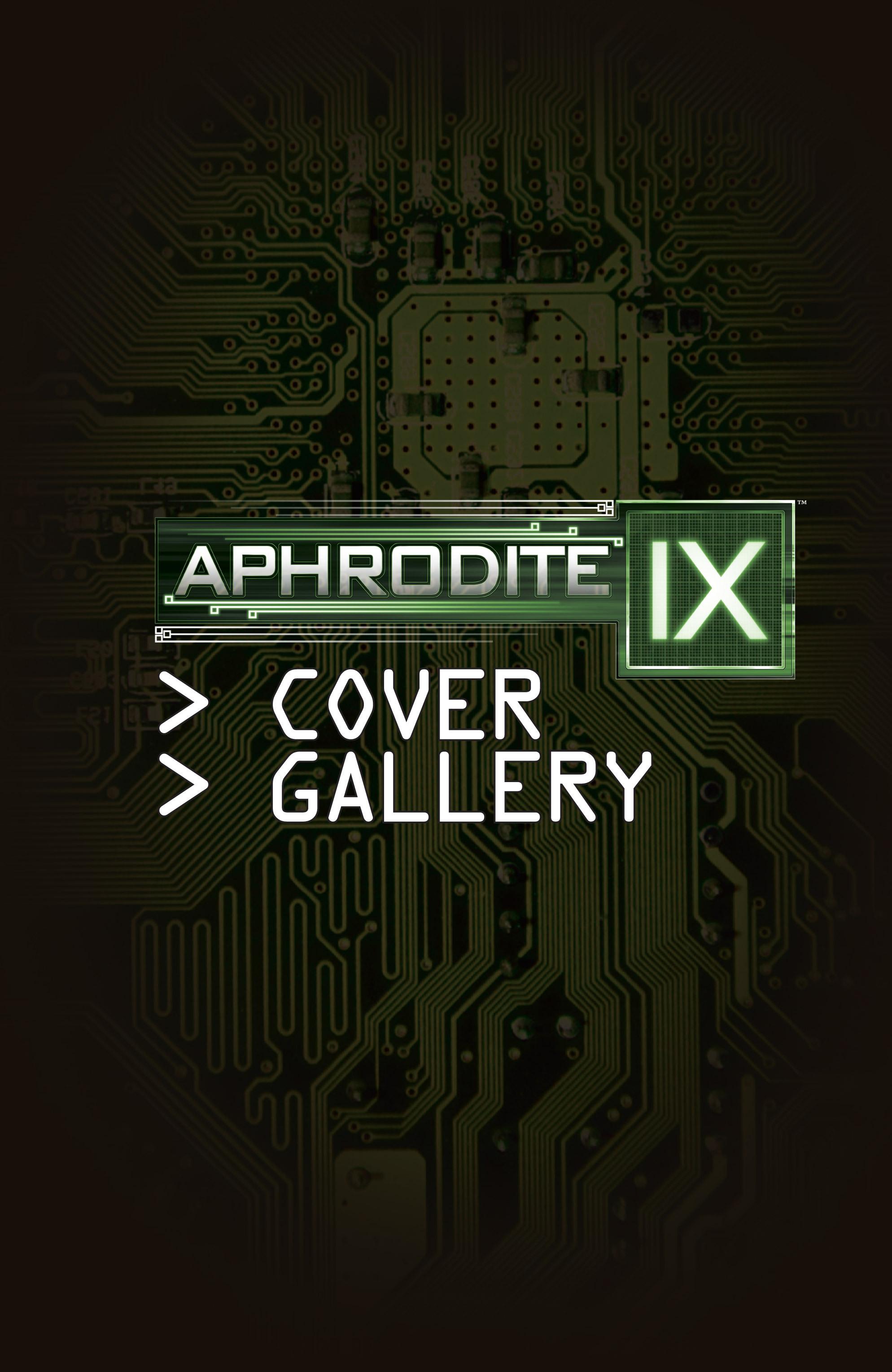 Read online Aphrodite IX (2013) comic -  Issue #Aphrodite IX (2013) _TPB 1 - 106