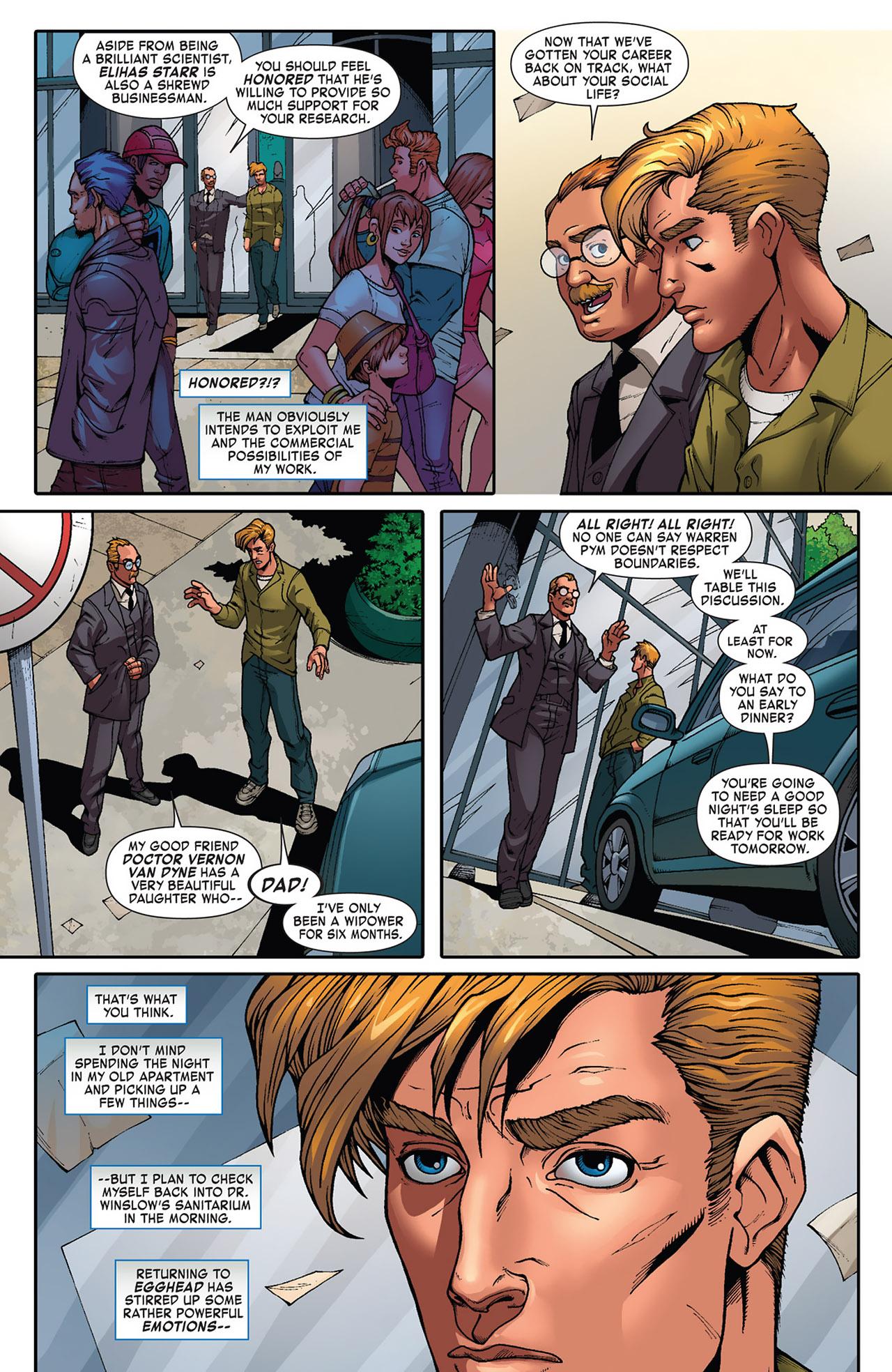 Read online Ant-Man: Season One comic -  Issue #Ant-Man: Season One Full - 9