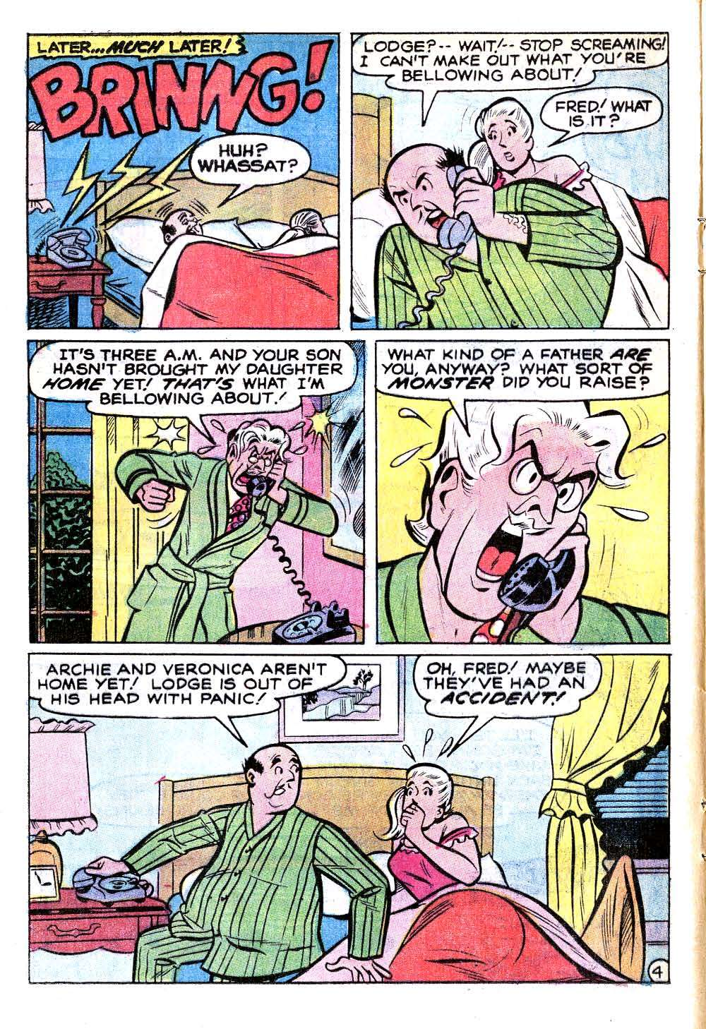 Read online Archie (1960) comic -  Issue #215 - 16