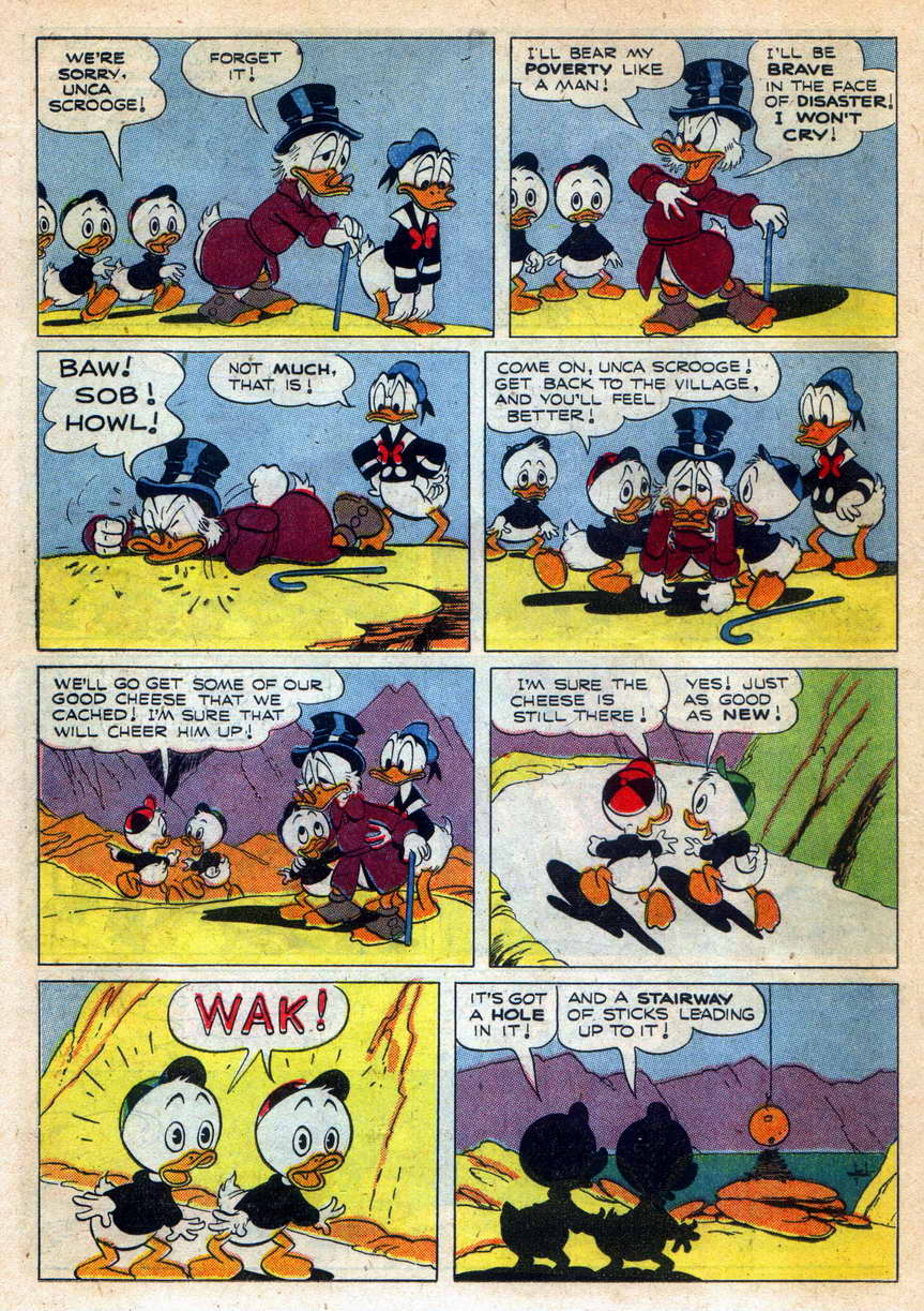 Read online Uncle Scrooge (1953) comic -  Issue #9 - 22