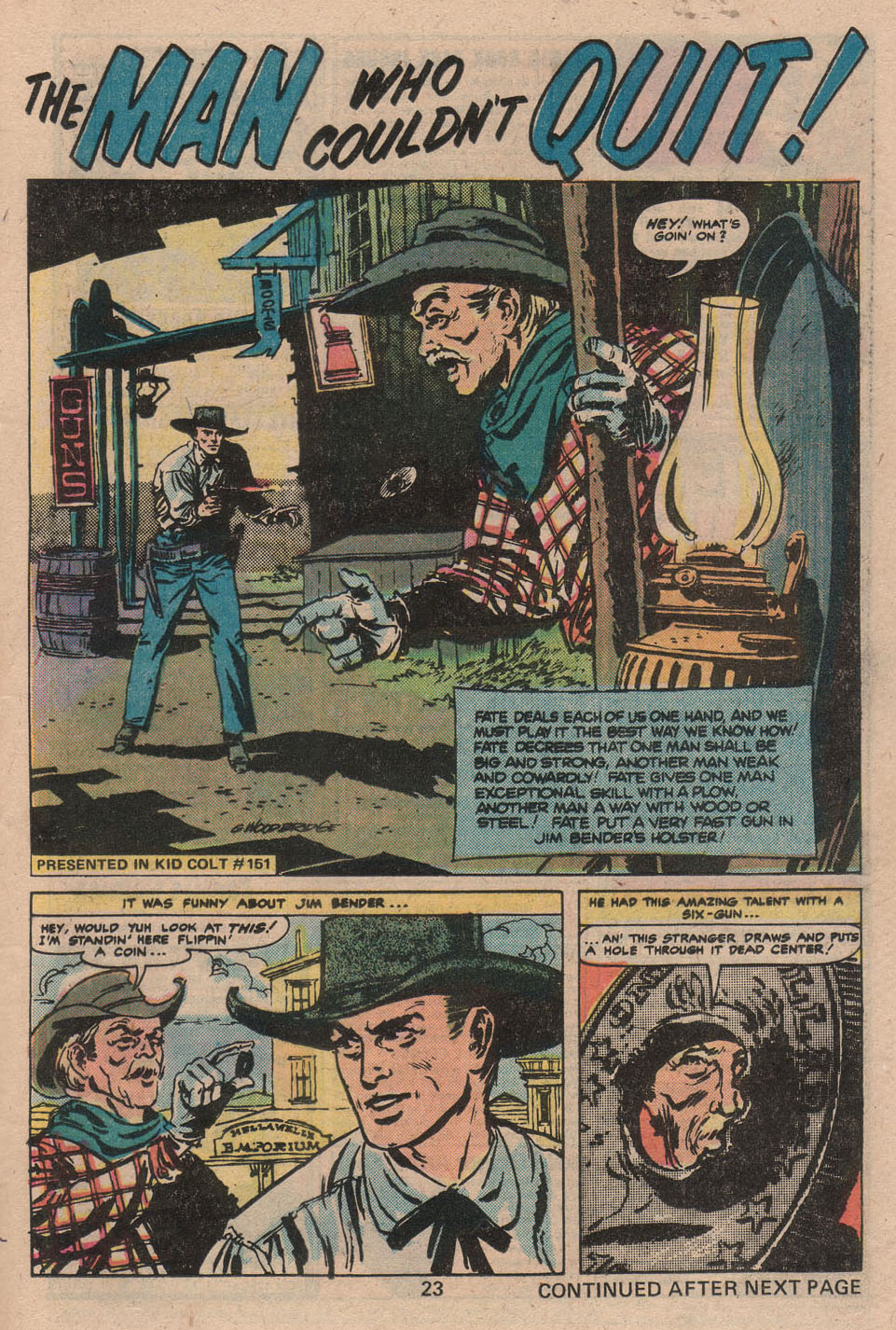 The Rawhide Kid (1955) issue 139 - Page 25