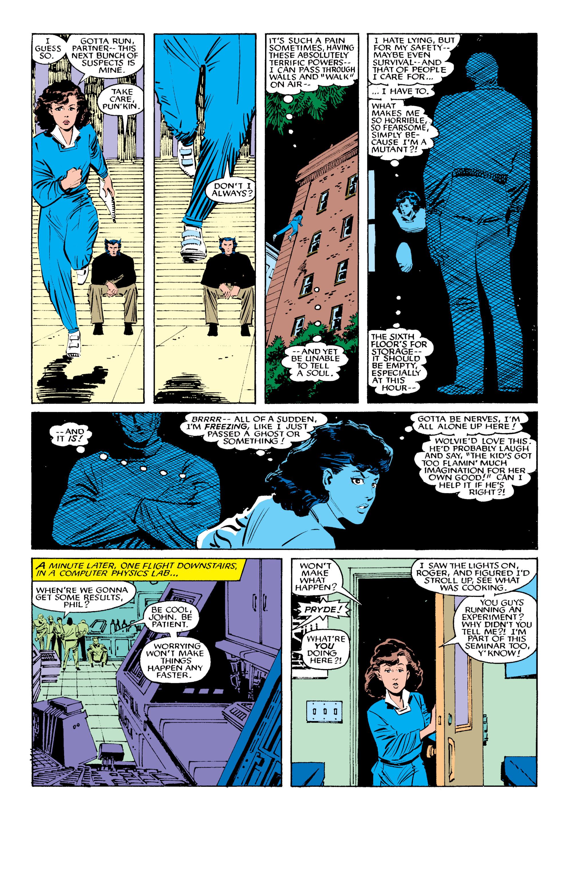 Read online Uncanny X-Men (1963) comic -  Issue #196 - 14