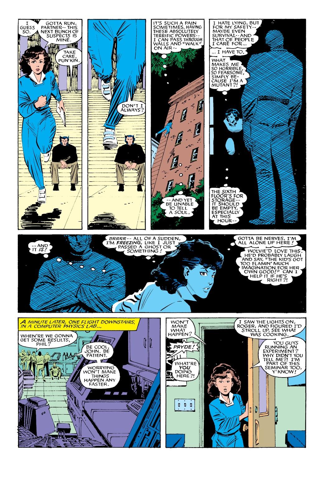 Uncanny X-Men (1963) issue 196 - Page 14