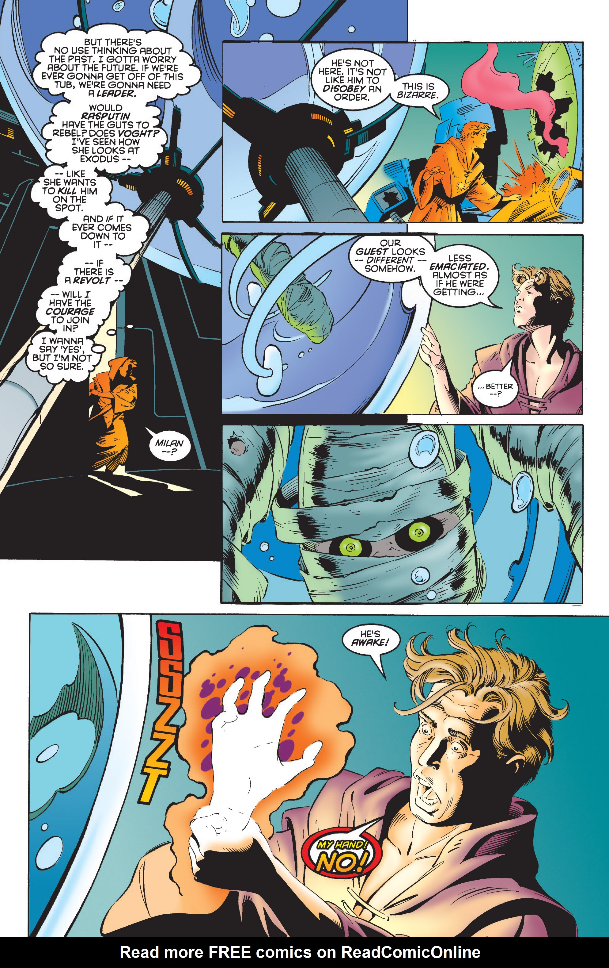 X-Men (1991) 42 Page 14