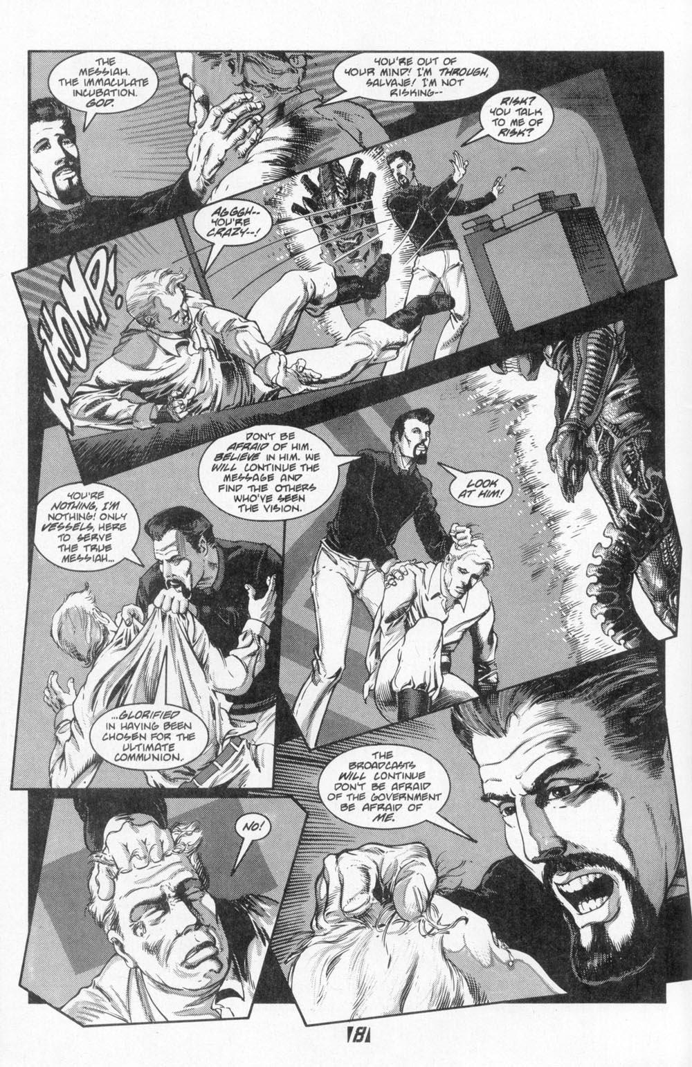 Read online Aliens (1988) comic -  Issue #3 - 12