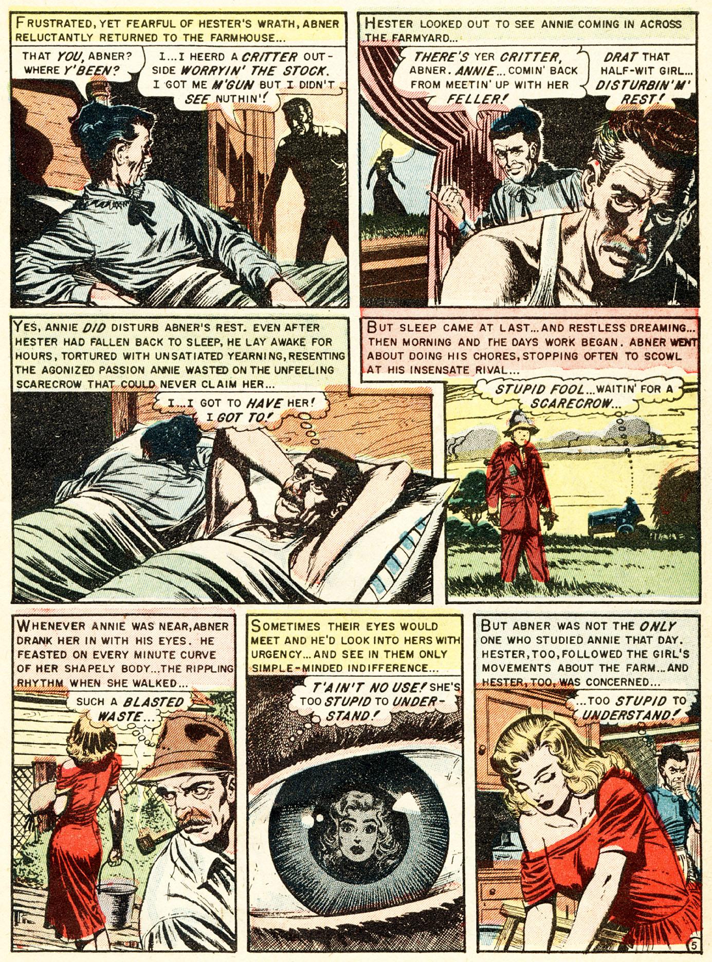 Read online Shock SuspenStories comic -  Issue #17 - 7