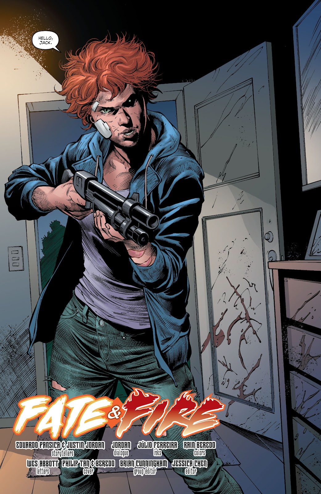 Read online The Curse of Brimstone: Ashes comic -  Issue # TPB (Part 1) - 100
