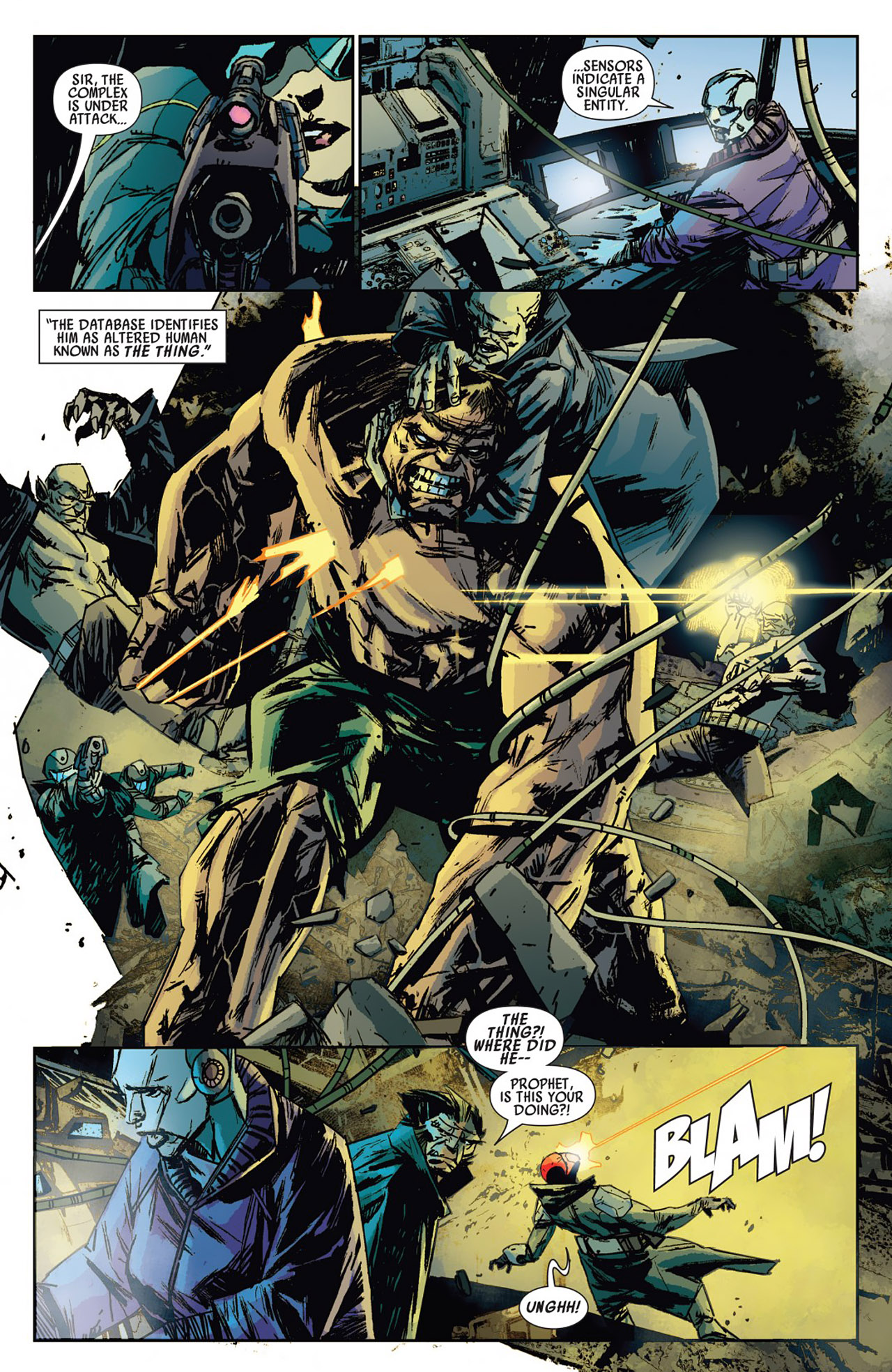 Read online Age of Apocalypse (2012) comic -  Issue #4 - 14