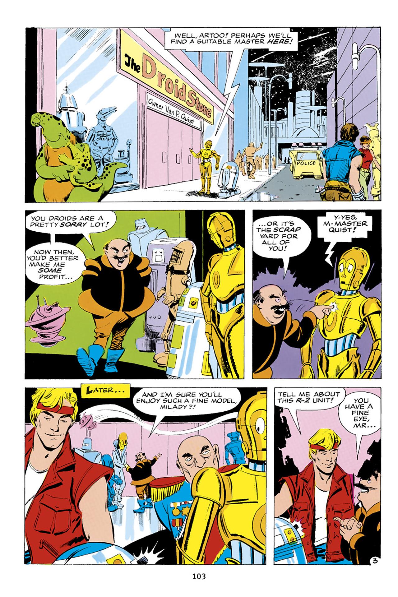 Read online Star Wars Omnibus comic -  Issue # Vol. 23 - 102