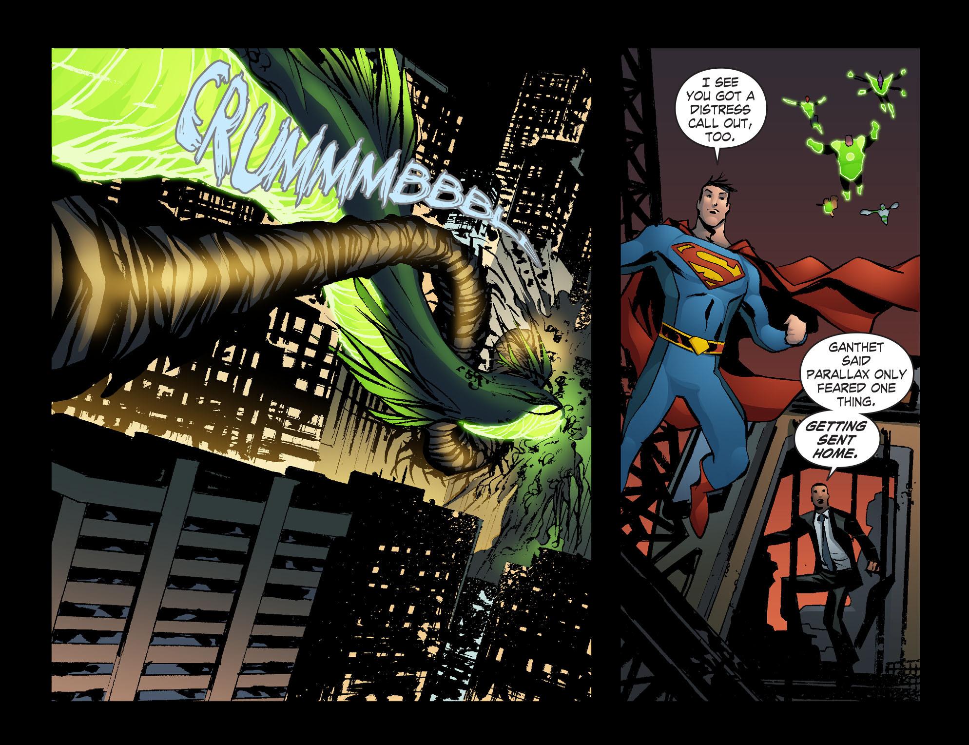Read online Smallville: Lantern [I] comic -  Issue #12 - 9