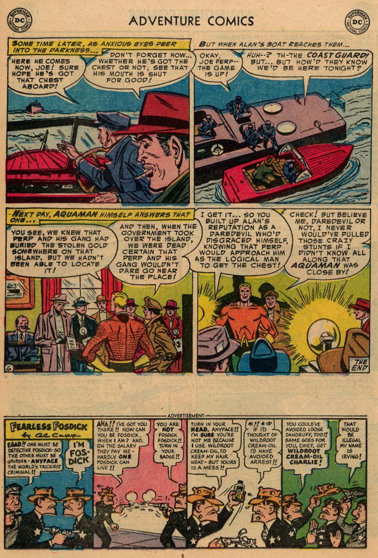 Read online Adventure Comics (1938) comic -  Issue #198 - 22