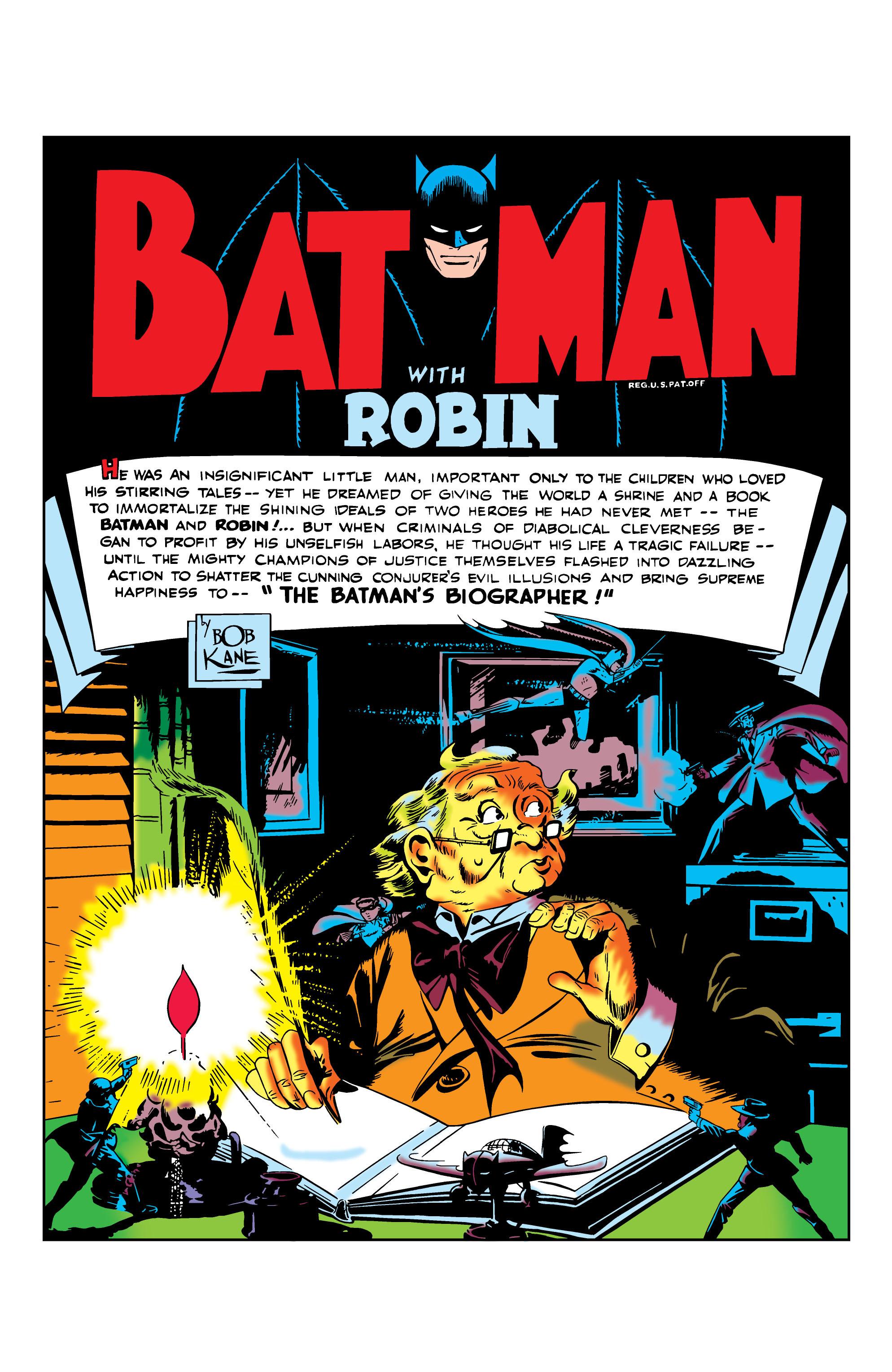 Batman (1940) 17 Page 2