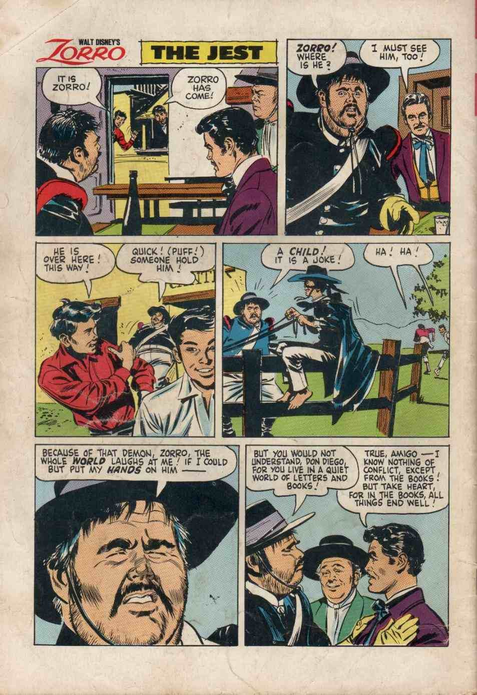 Zorro (1966) issue 6 - Page 36