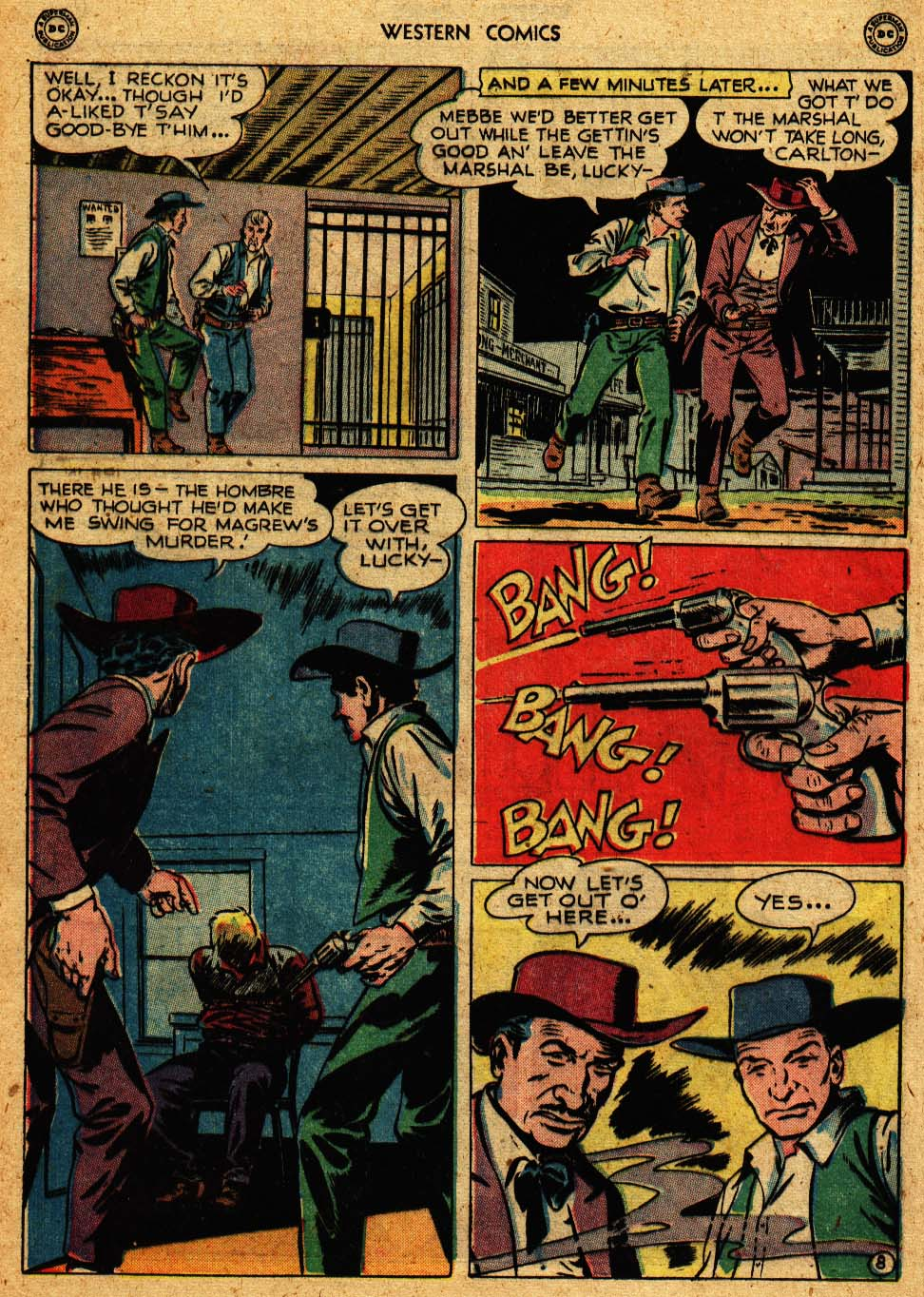 Western Comics issue 9 - Page 22