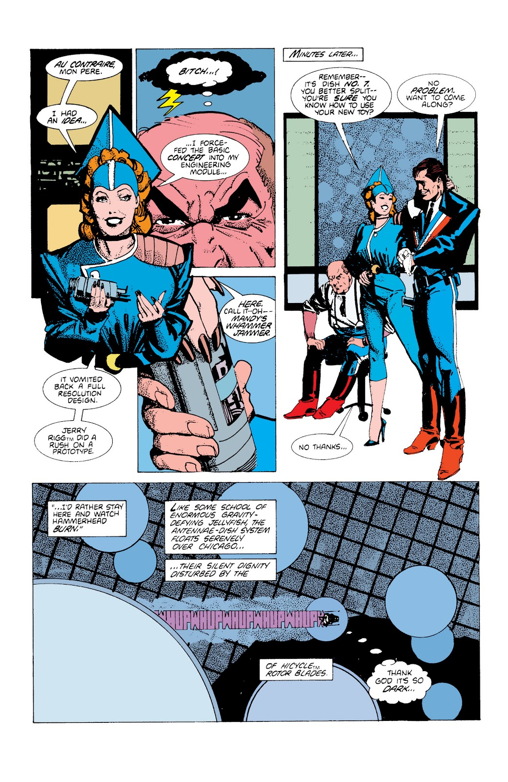 American Flagg! issue Definitive Collection (Part 1) - Page 47