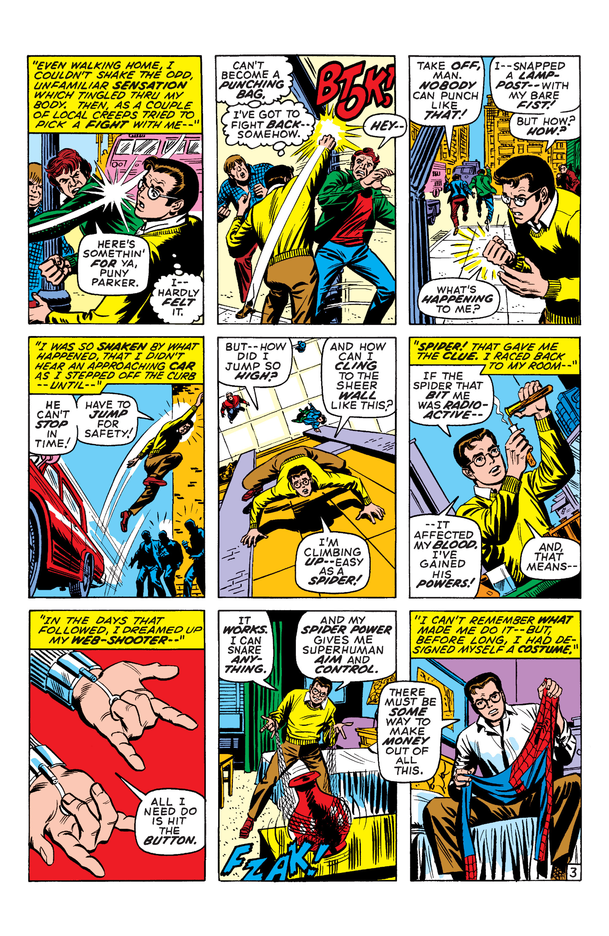 The Amazing Spider-Man (1963) 94 Page 3