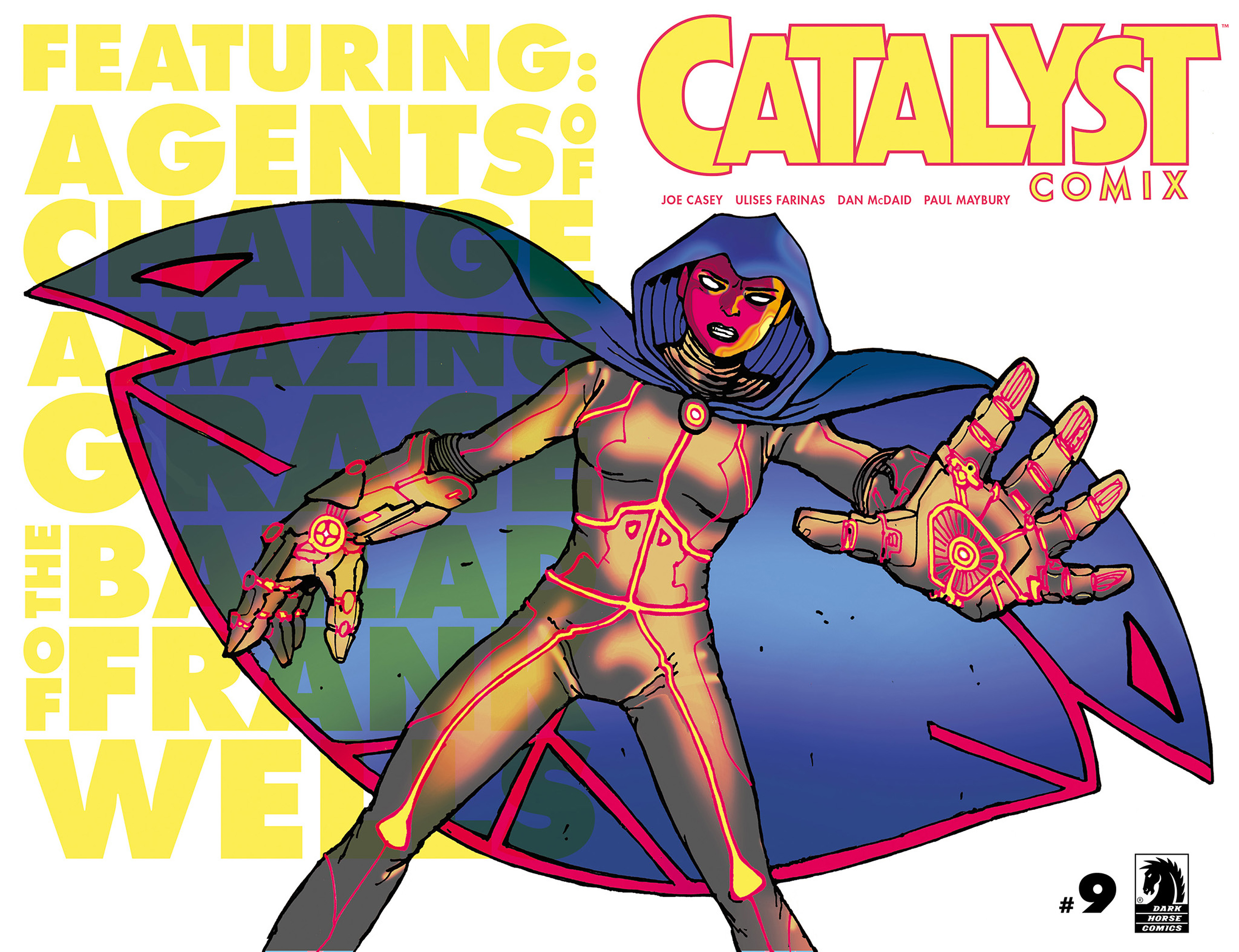 Read online Catalyst Comix comic -  Issue #9 - 2