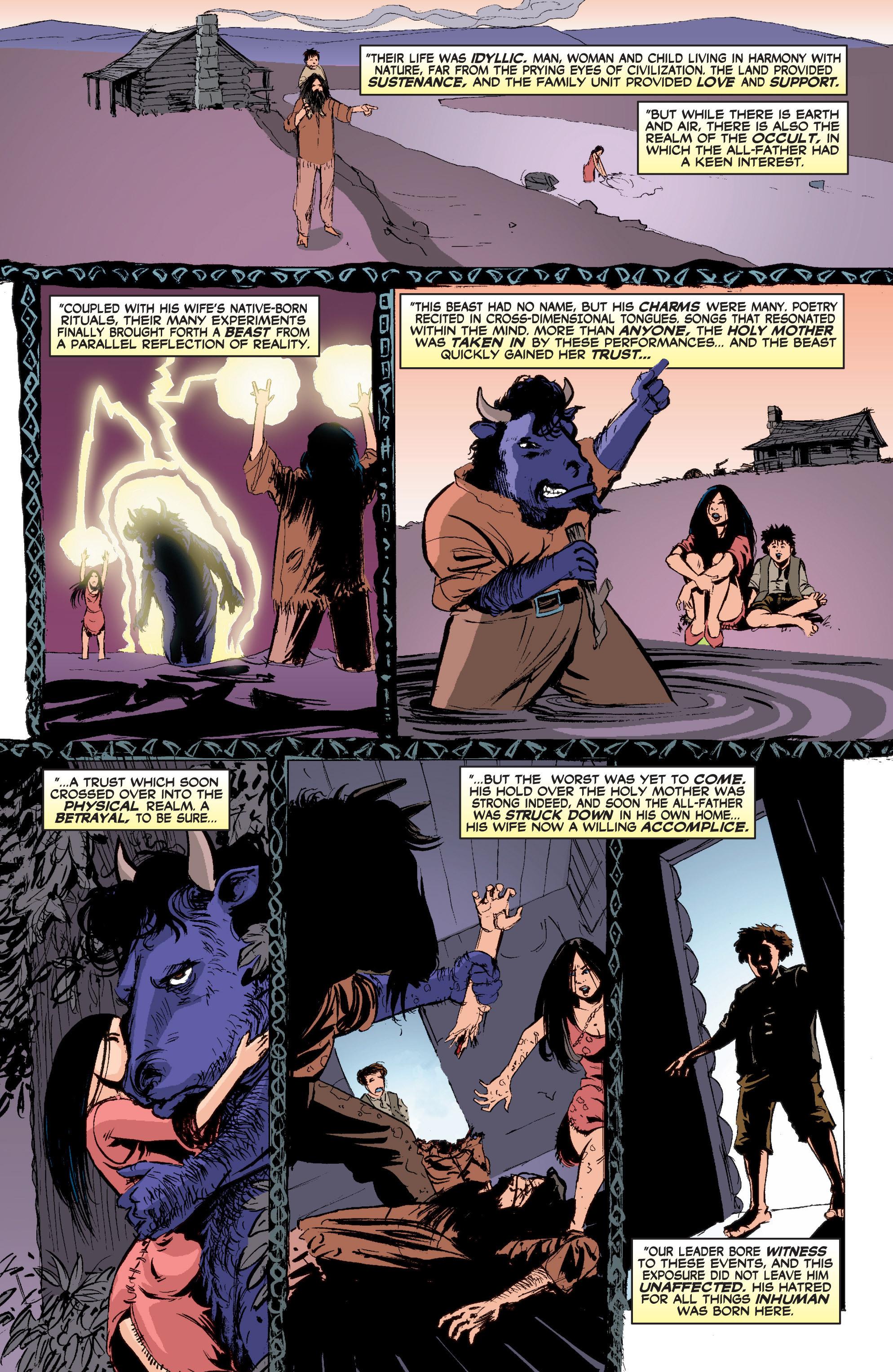 Read online Uncanny X-Men (1963) comic -  Issue #400 - 14