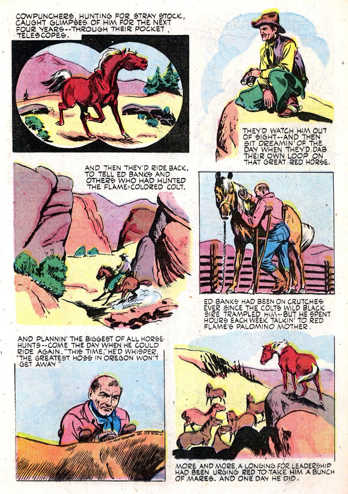 Read online Animal Comics comic -  Issue #29 - 27