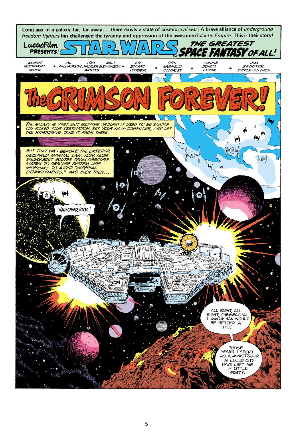 Read online Star Wars Omnibus comic -  Issue # Vol. 16 - 6