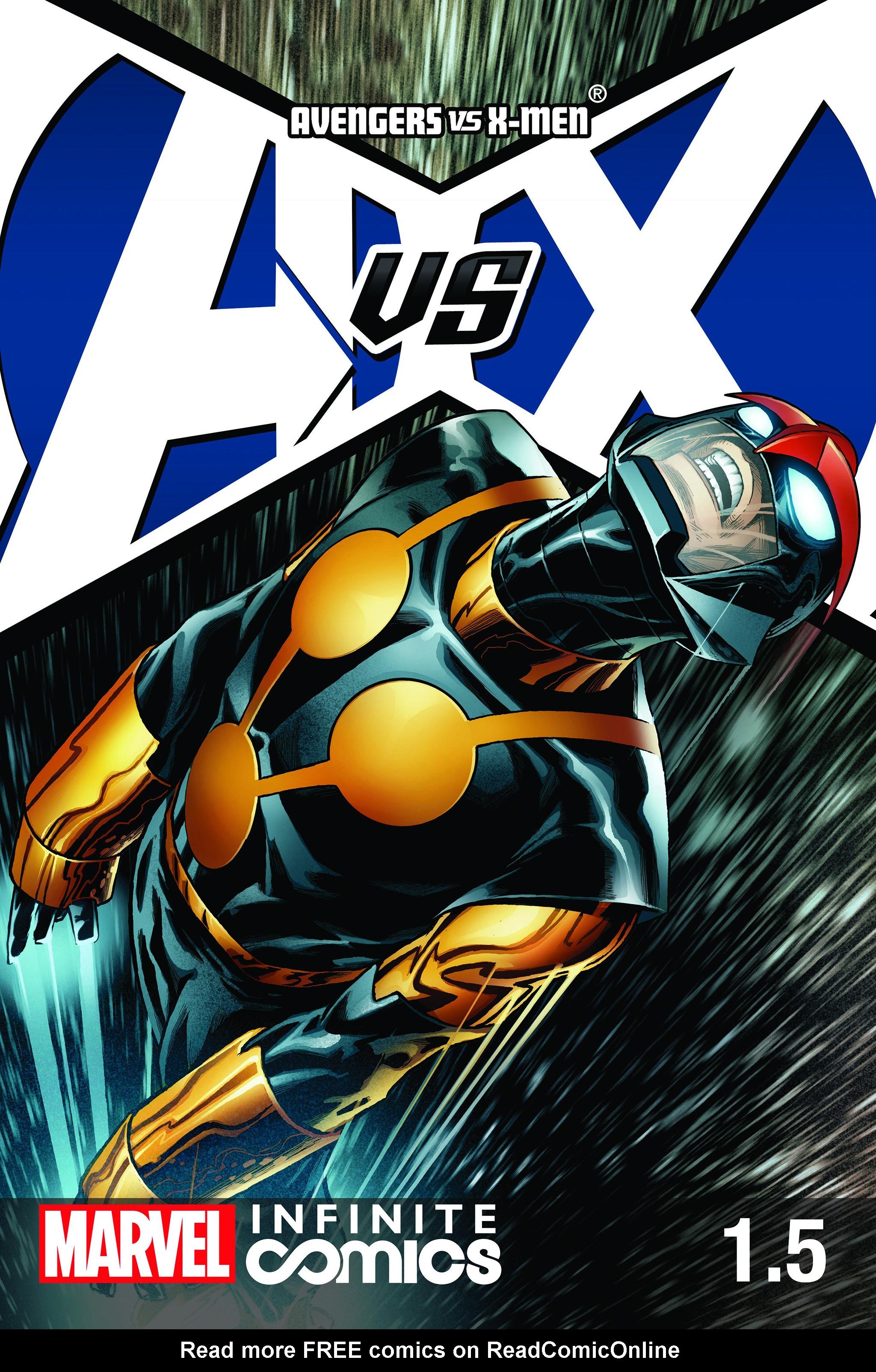 Avengers vs. X-Men: Infinite 1 Page 1