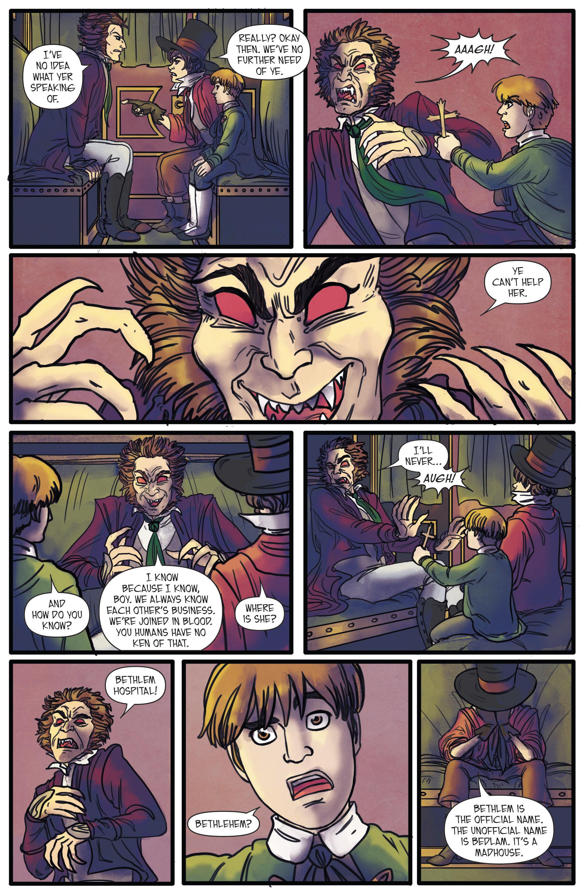 Read online Artful comic -  Issue #3 - 21