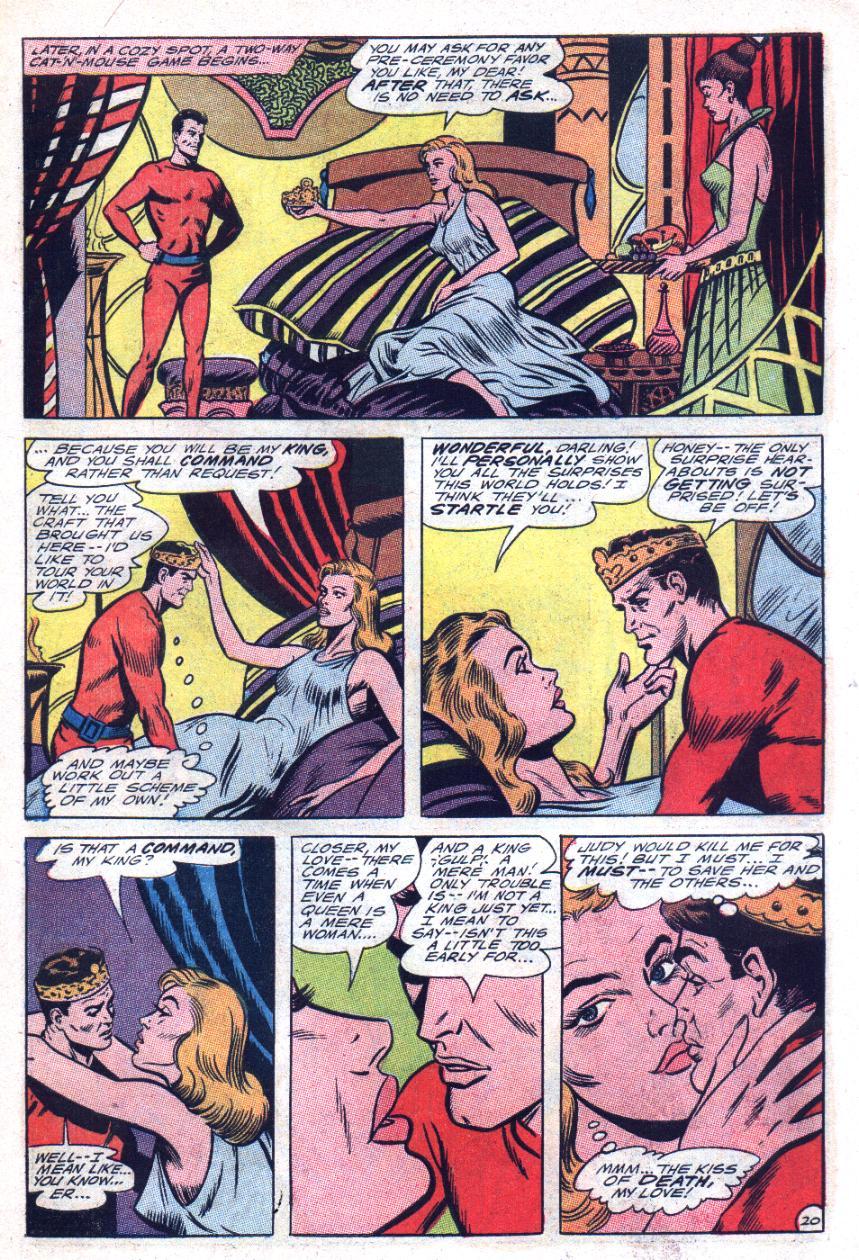 Read online Sea Devils comic -  Issue #29 - 28