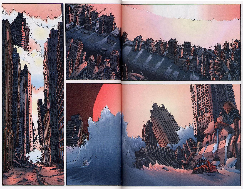 Read online Akira comic -  Issue #36 - 37