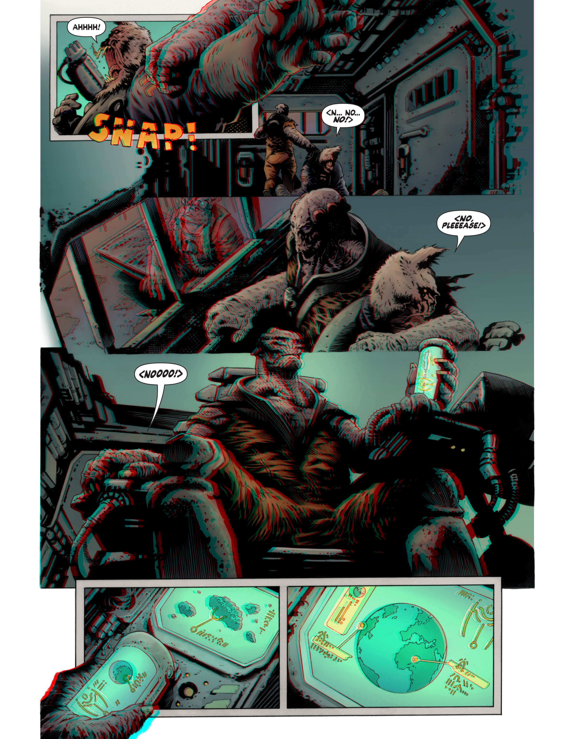Read online Bad Planet comic -  Issue # TPB - 52