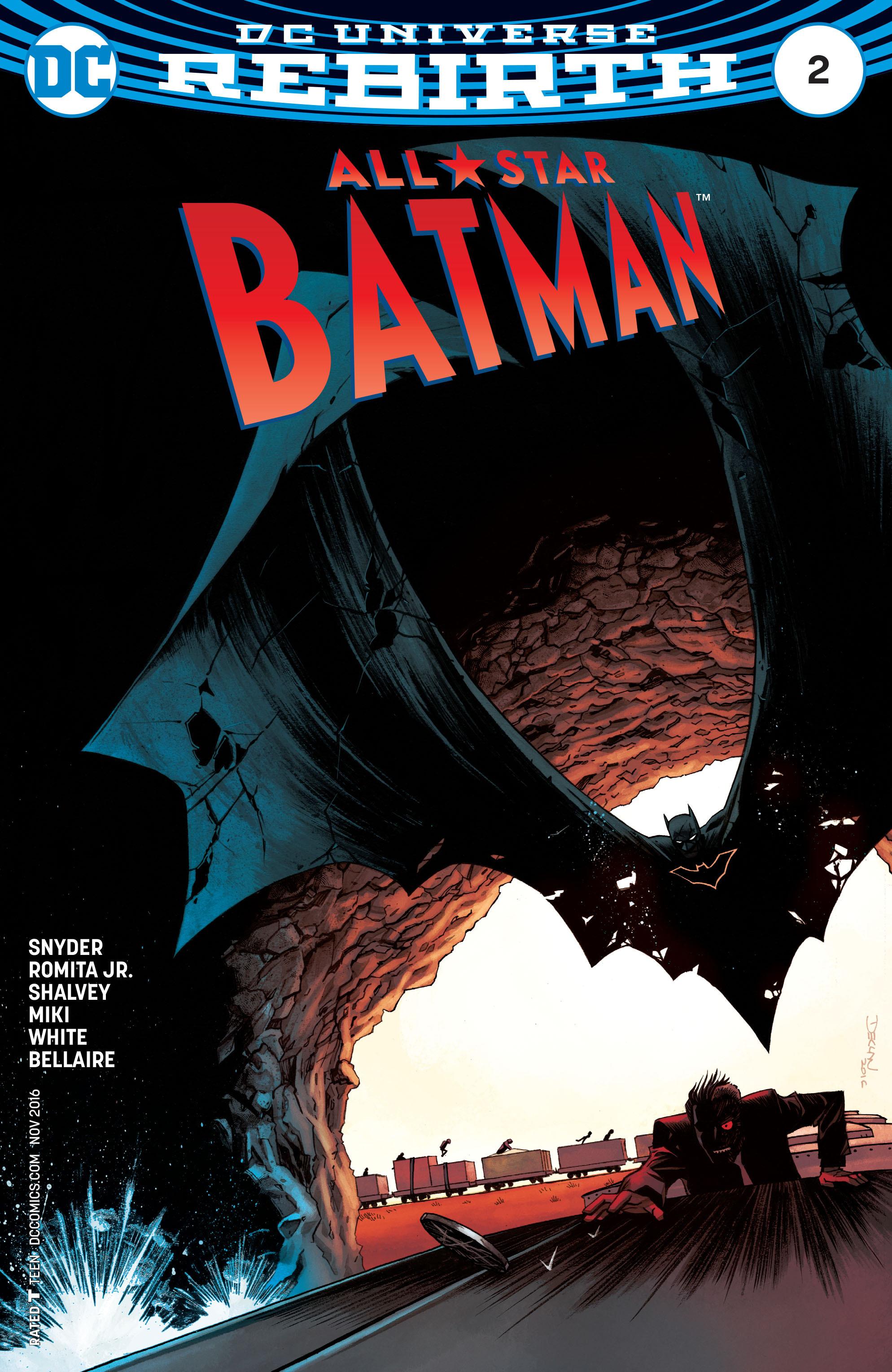 Read online All-Star Batman comic -  Issue #2 - 3