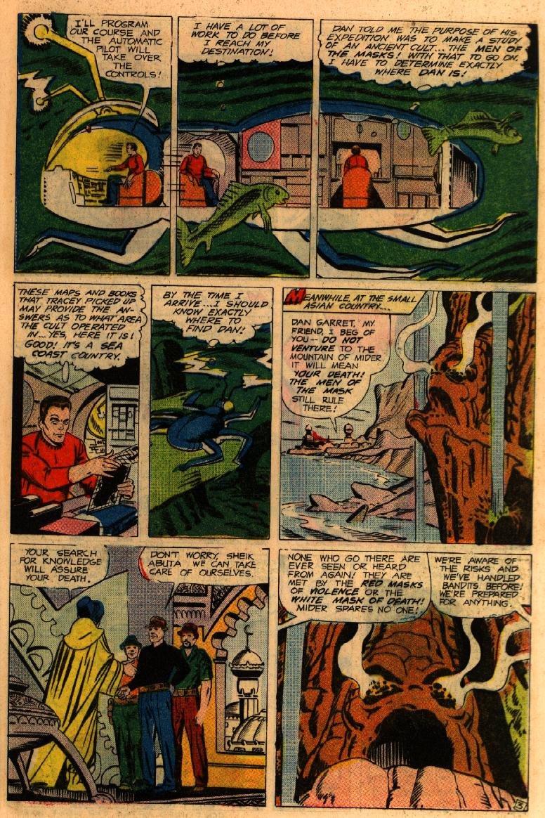 Blue Beetle (1967) issue 4 - Page 5
