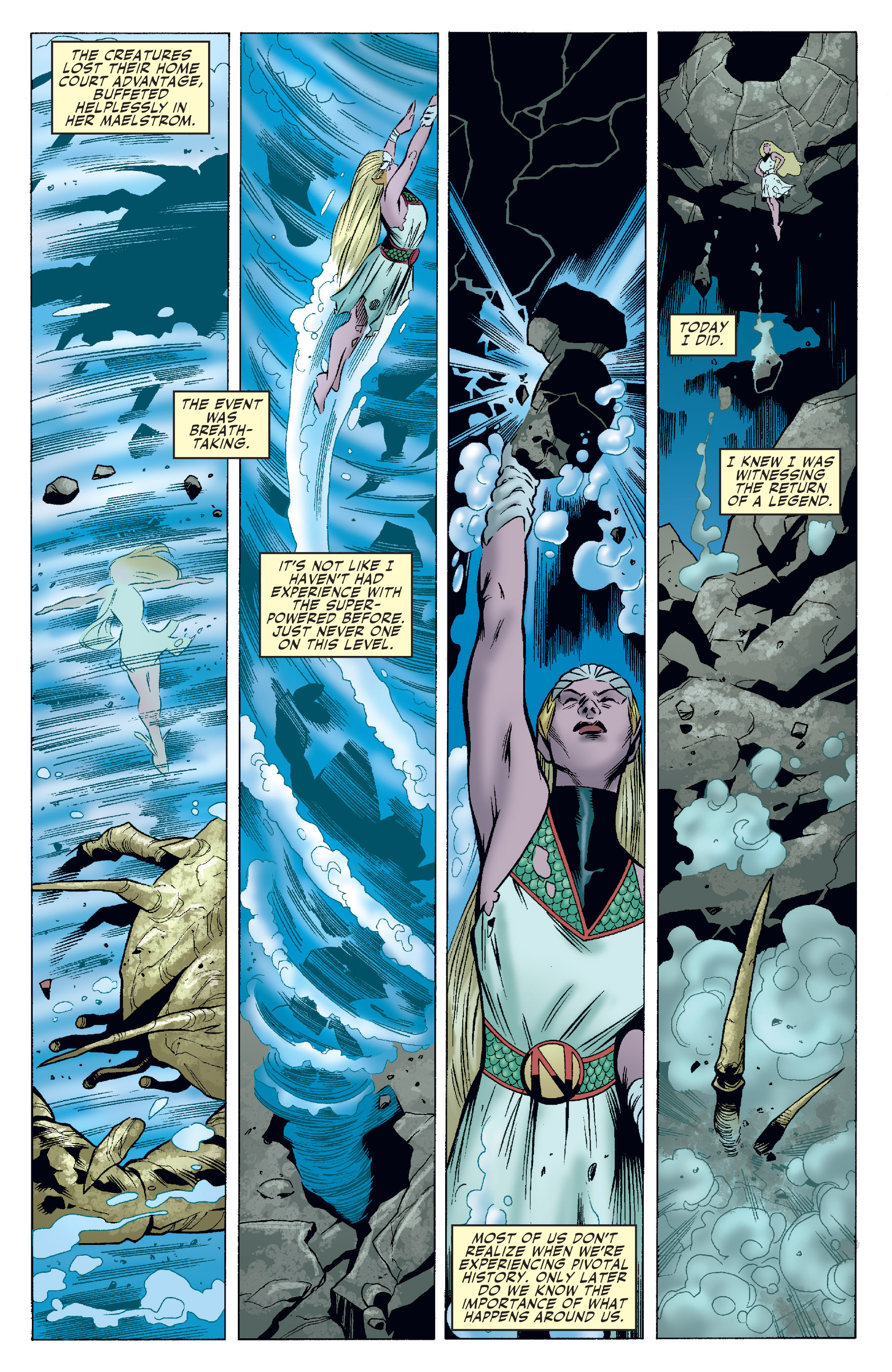 Read online Agents Of Atlas (2006) comic -  Issue #4 - 10
