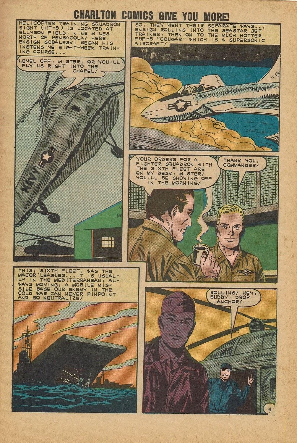 Read online Fightin' Navy comic -  Issue #112 - 7