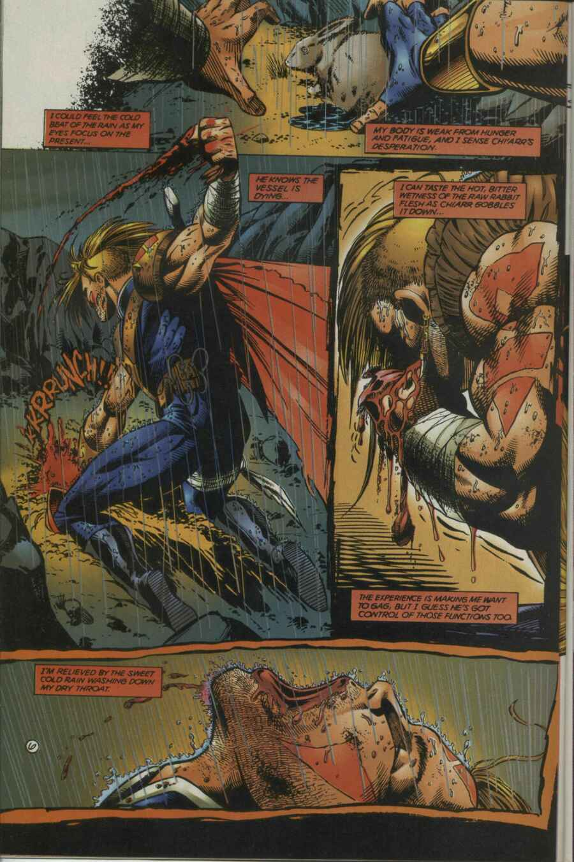 Read online Ultraverse Premiere comic -  Issue #2 - 22