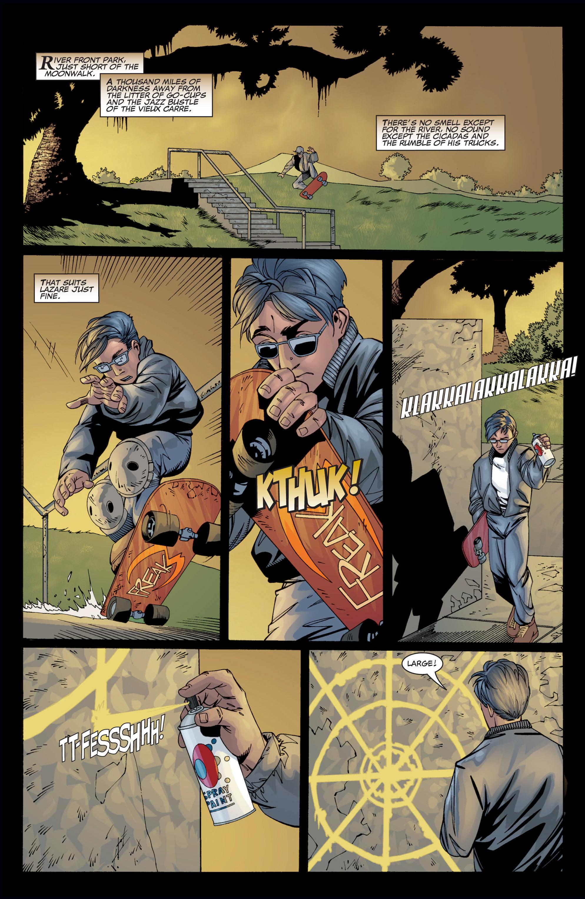 Read online Shadowman (1999) comic -  Issue #1 - 16