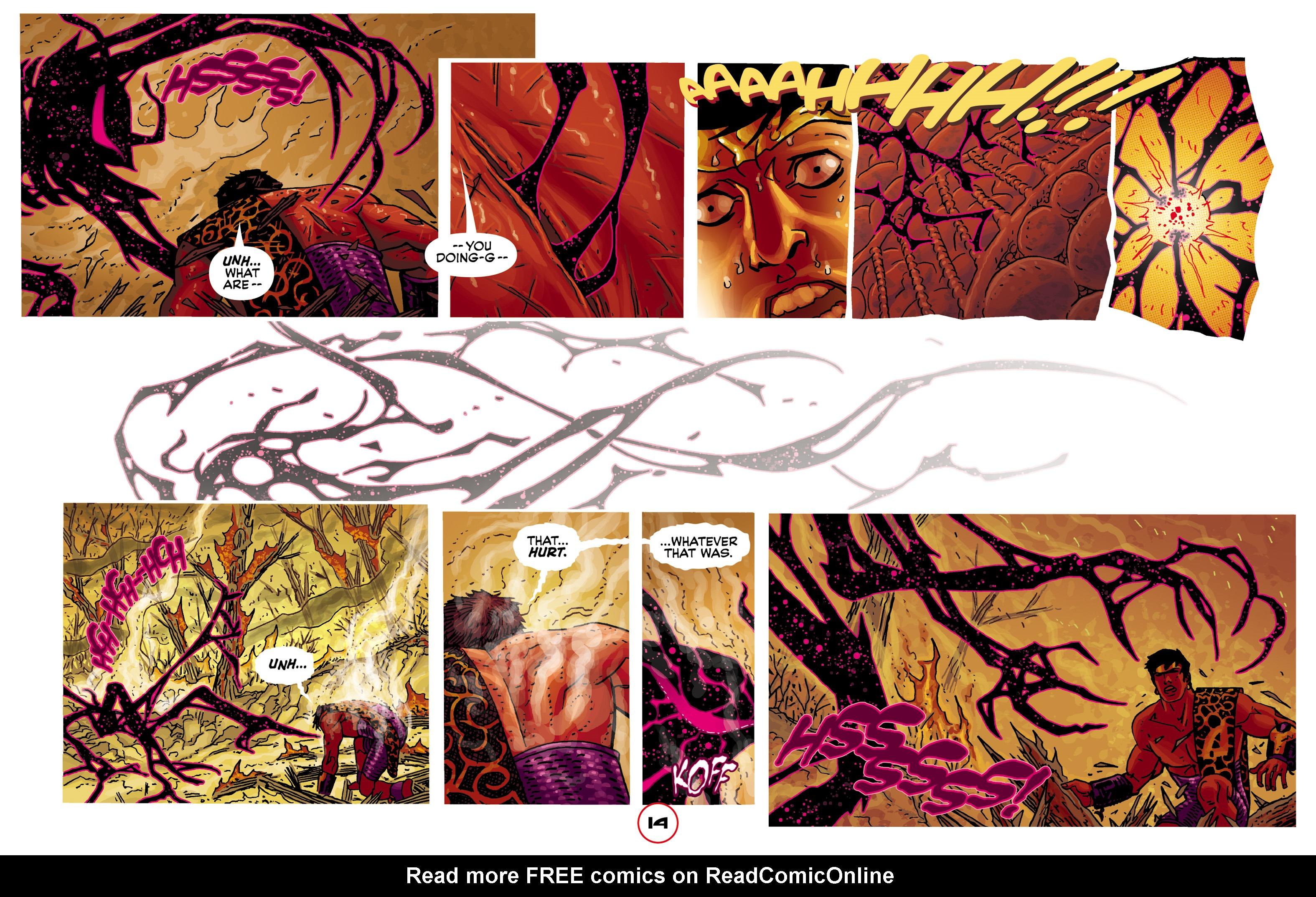 Read online Adam.3 comic -  Issue #2 - 16