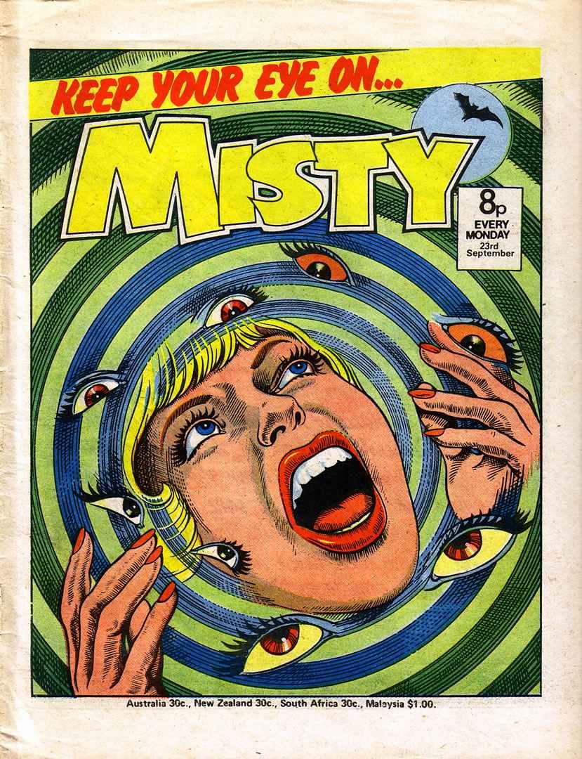 Misty (1978) 34 Page 1