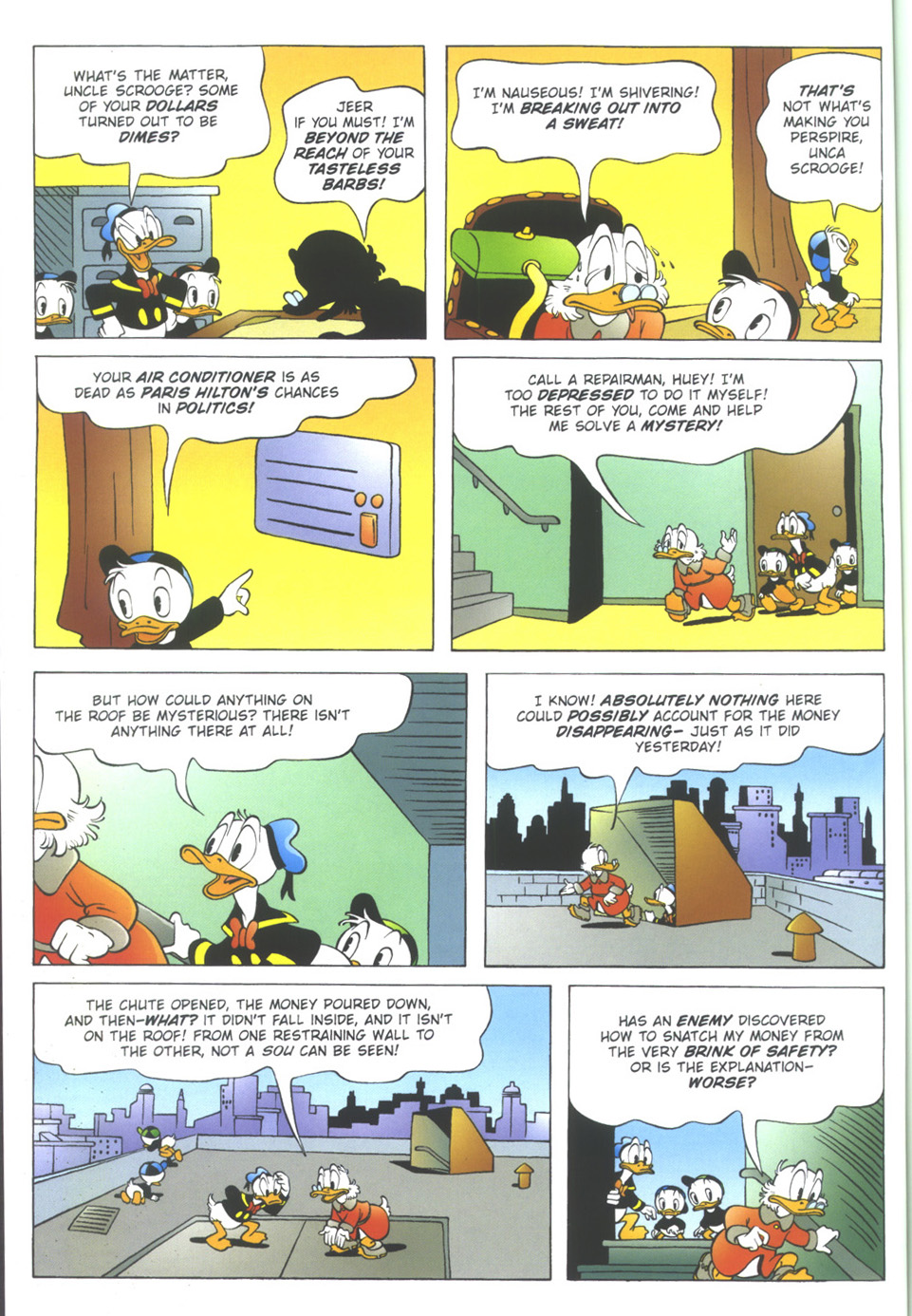 Read online Uncle Scrooge (1953) comic -  Issue #349 - 40