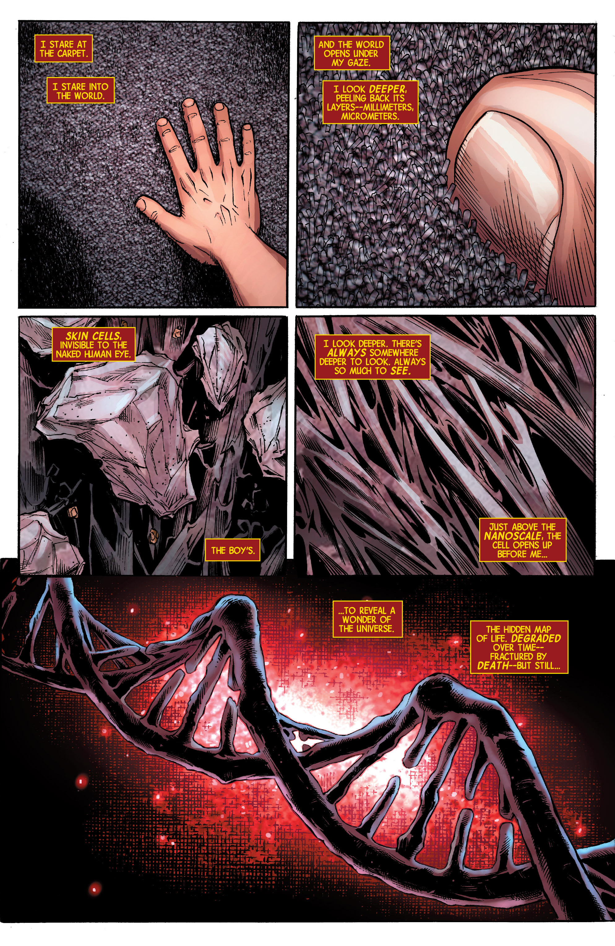 Read online Avengers (2013) comic -  Issue #34.1 - 10
