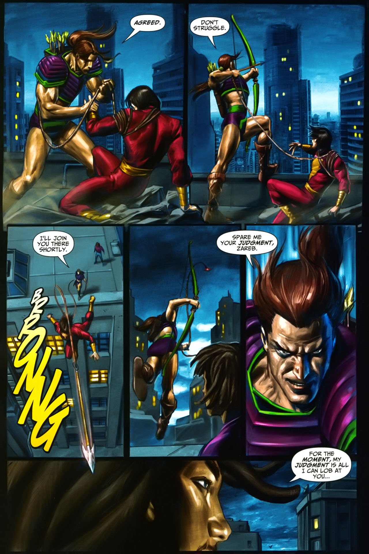 Read online Trials of Shazam comic -  Issue #9 - 6