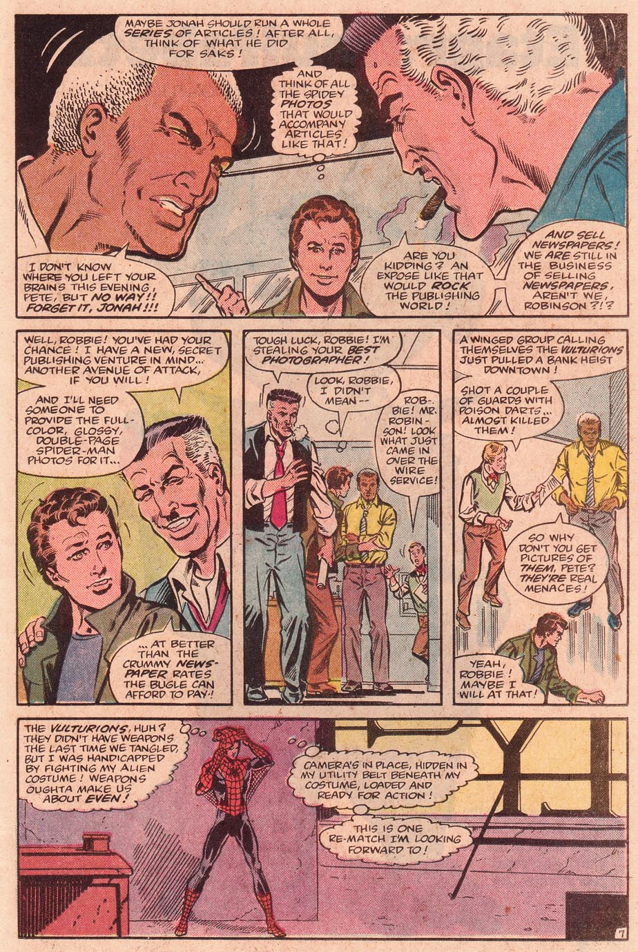 Web of Spider-Man (1985) Issue #2 #12 - English 8