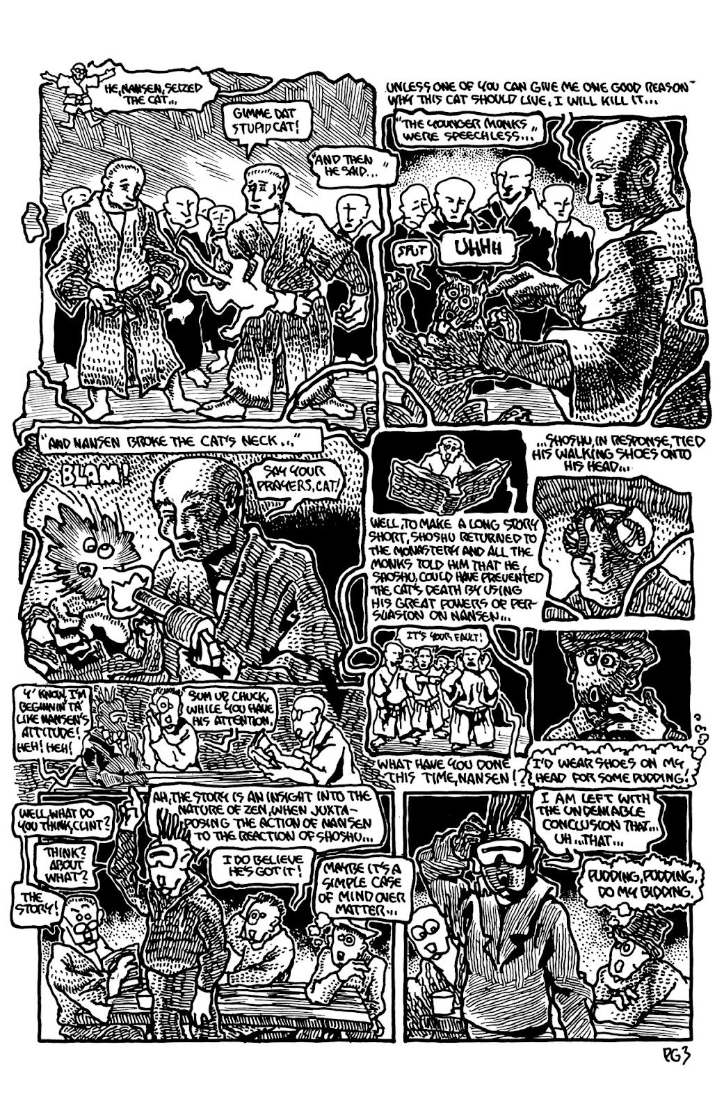 Adolescent Radioactive Black Belt Hamsters (1986) issue 9 - Page 15