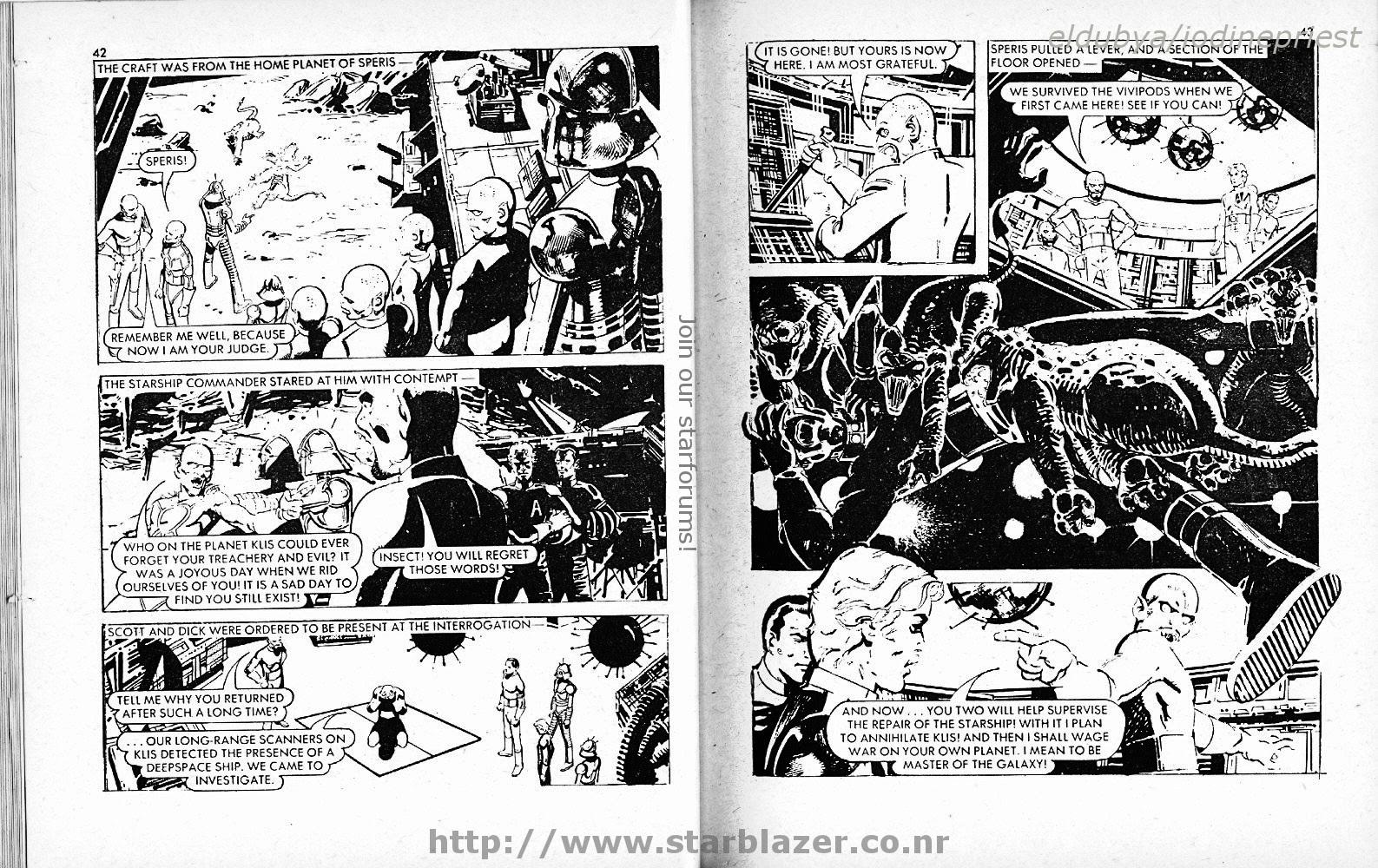 Starblazer issue 135 - Page 23