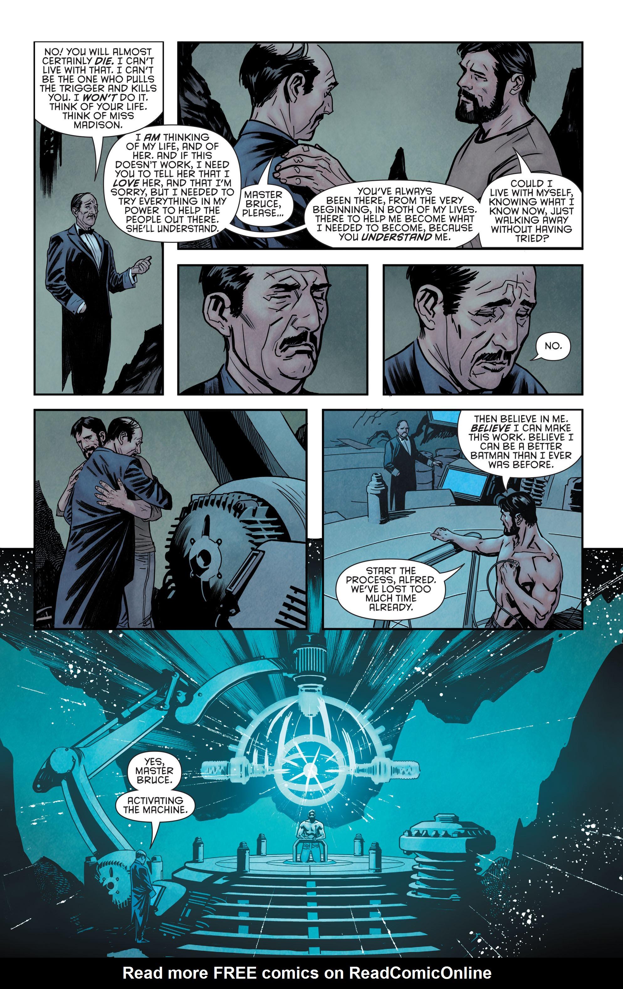 Read online Batman (2011) comic -  Issue # _TPB 9 - 84