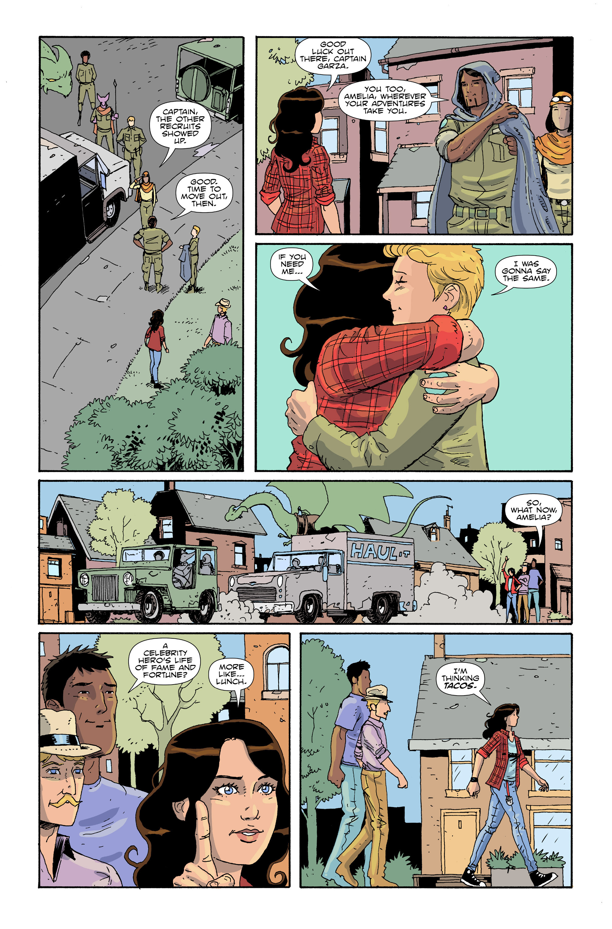 Read online Amelia Cole Versus The End of Everything comic -  Issue #30 - 10