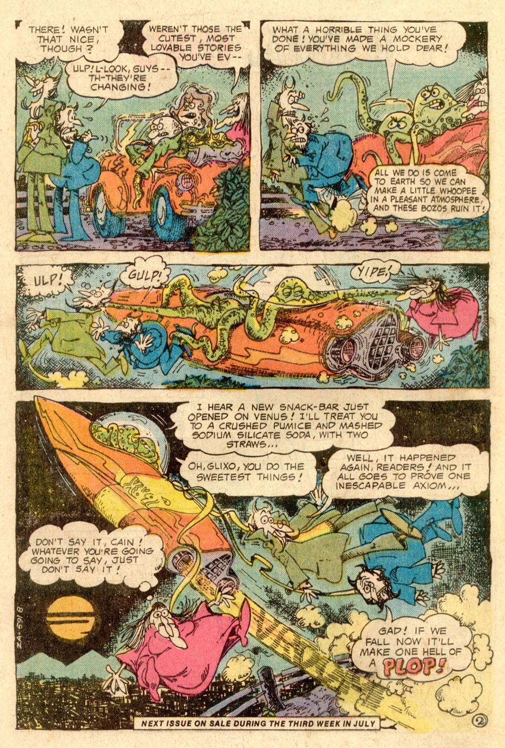 Read online Plop! comic -  Issue #16 - 38