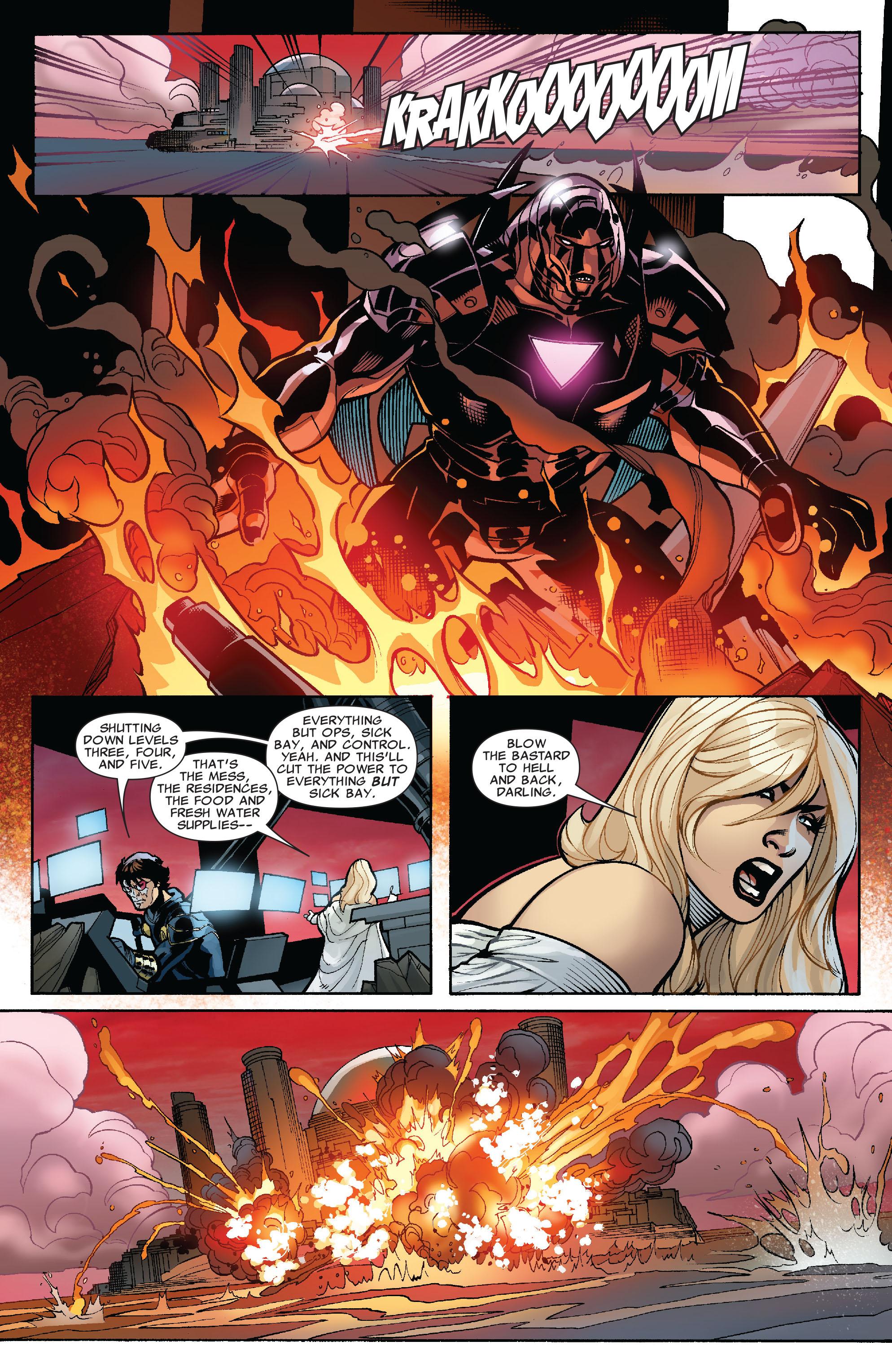 Read online Uncanny X-Men (1963) comic -  Issue #525 - 10