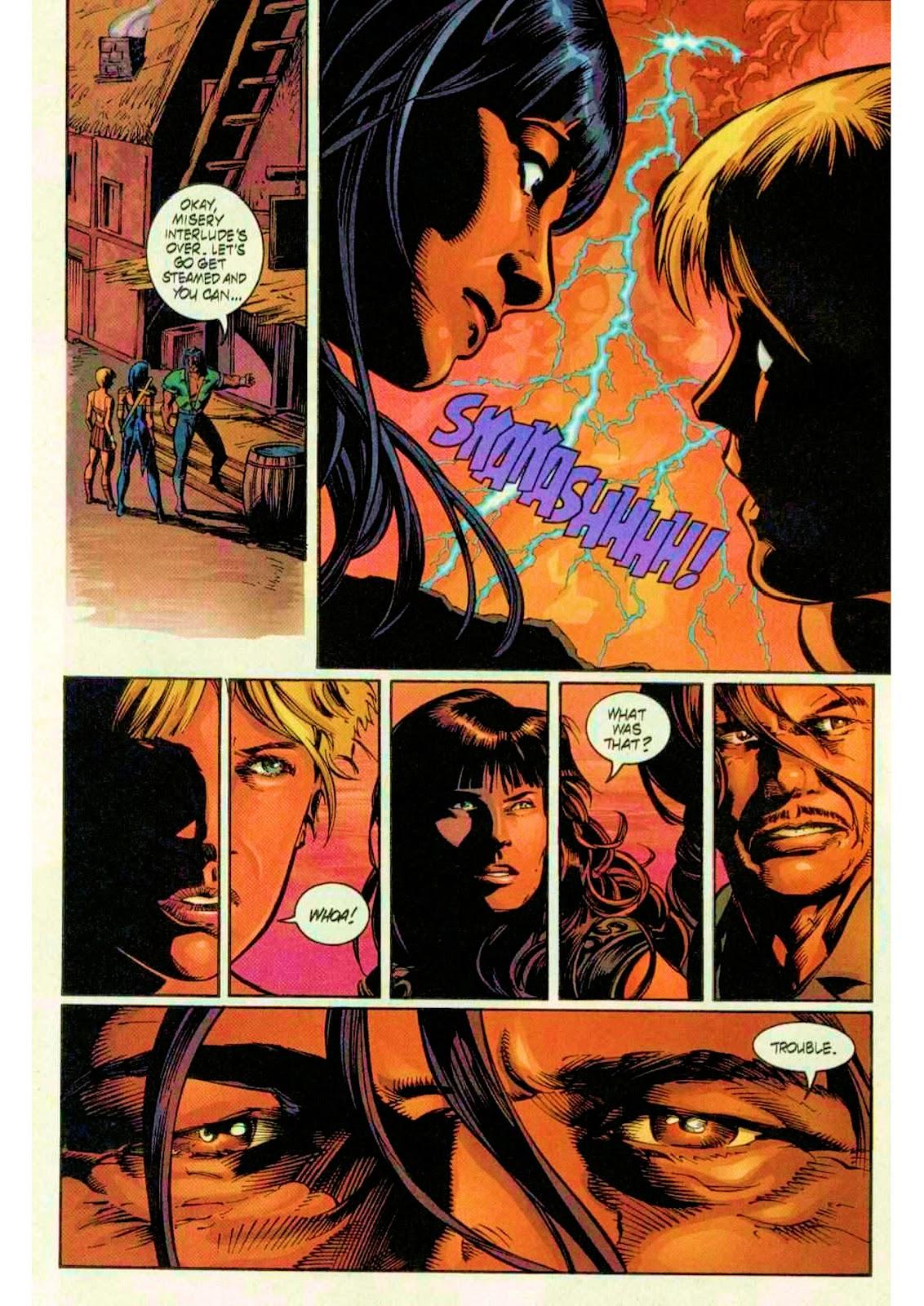 Xena: Warrior Princess (1999) Issue #11 #11 - English 8