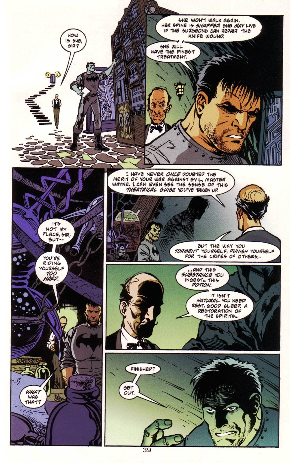 Batman: Two Faces issue Full - Page 40