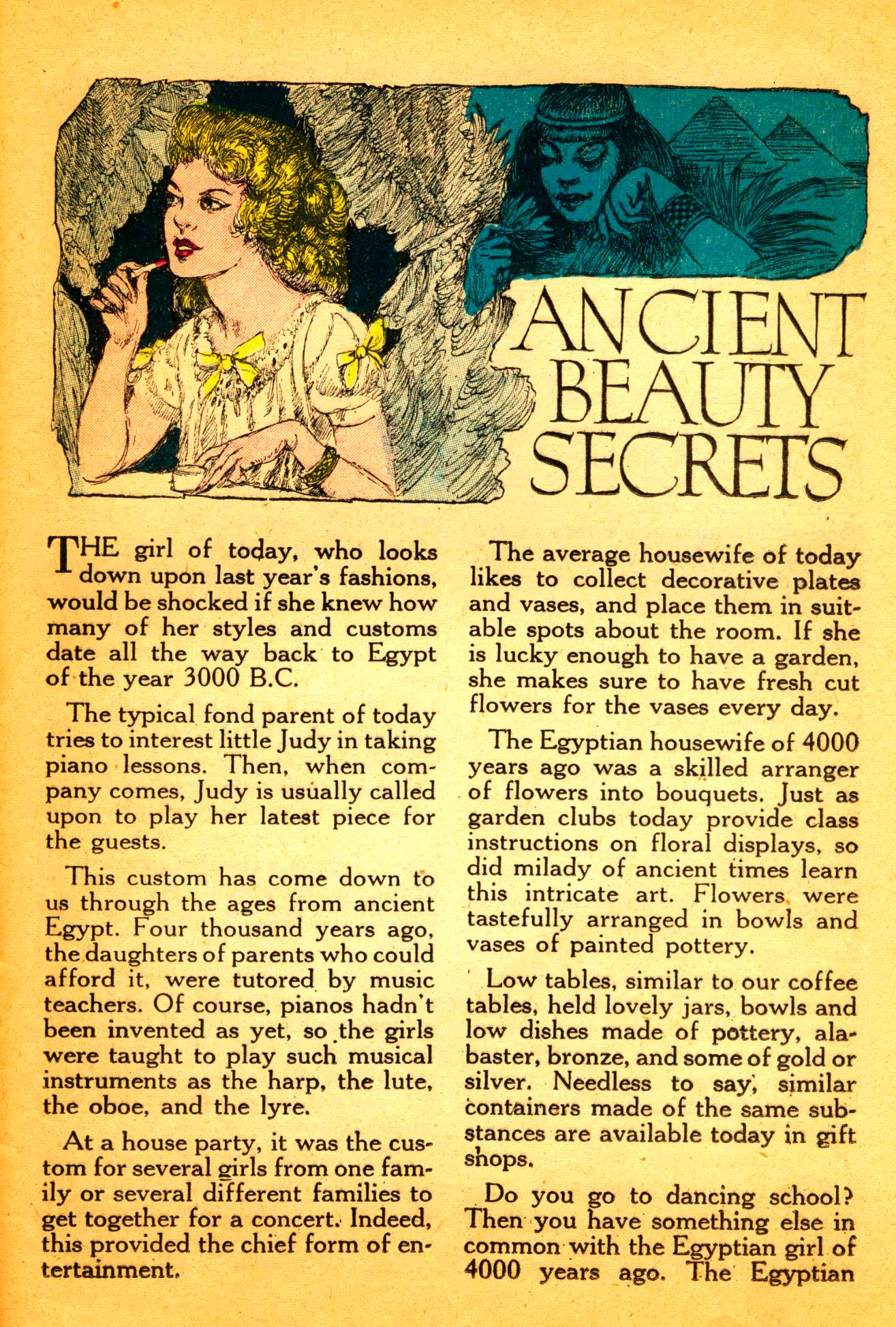 Read online Wonder Woman (1942) comic -  Issue #86 - 24